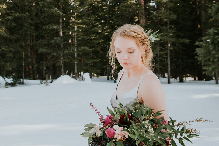 breckenridge colorado winter elopement photographer
