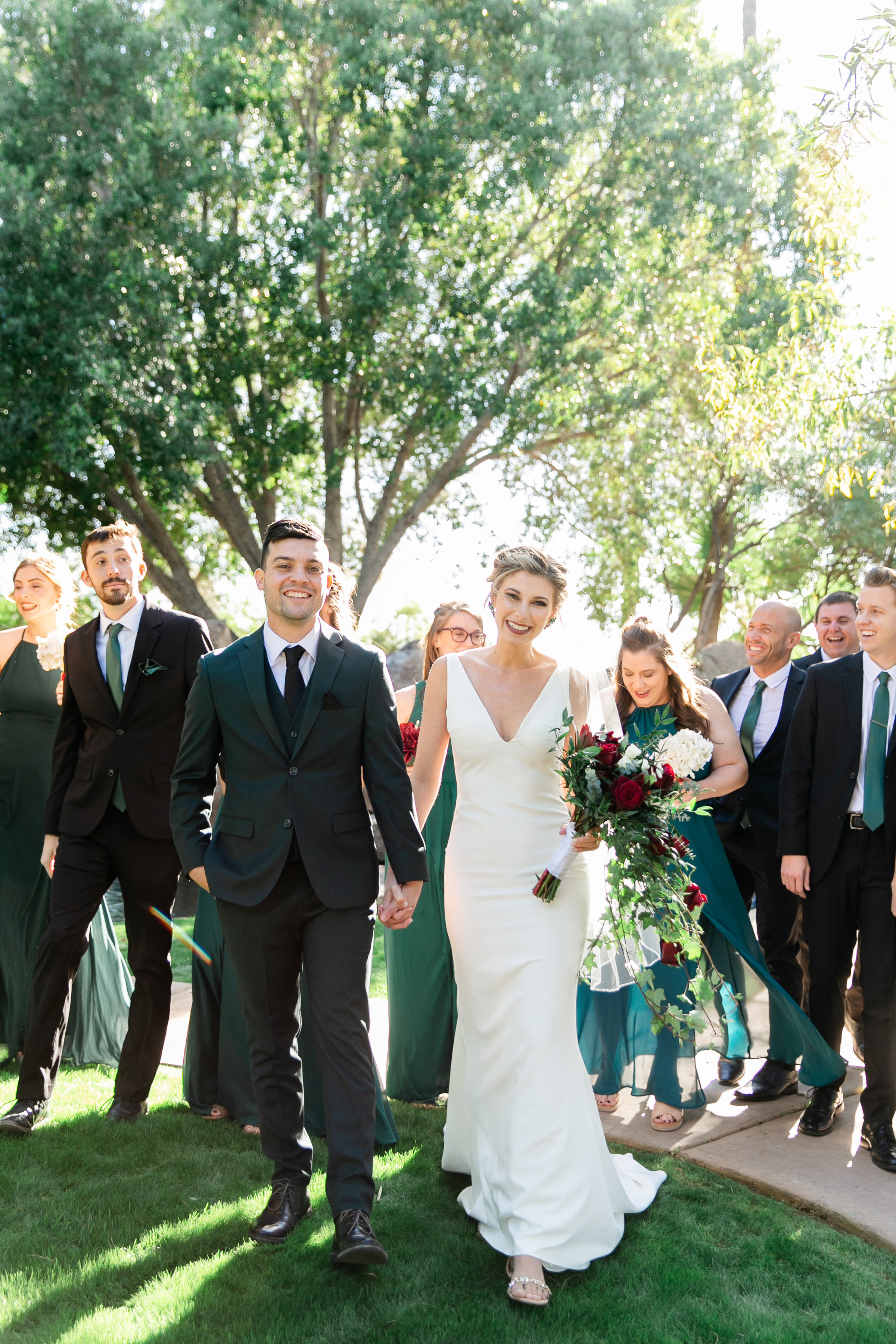 Karlie Colleen Photography - Gilbert Arizona Wedding - Val Vista Lakes - Brynne & Josh-197