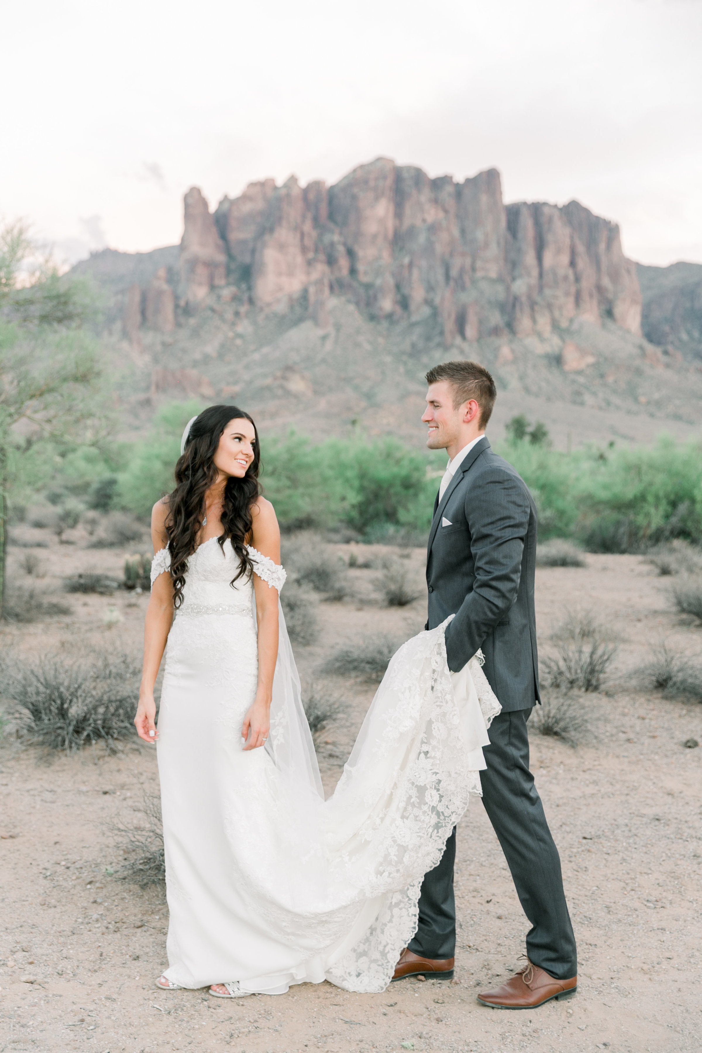 Karlie Colleen Photography - Arizona Wedding - The Paseo Venue - Jackie & Ryan -716
