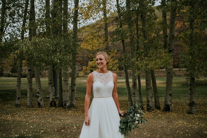 bride vail colorado photographer