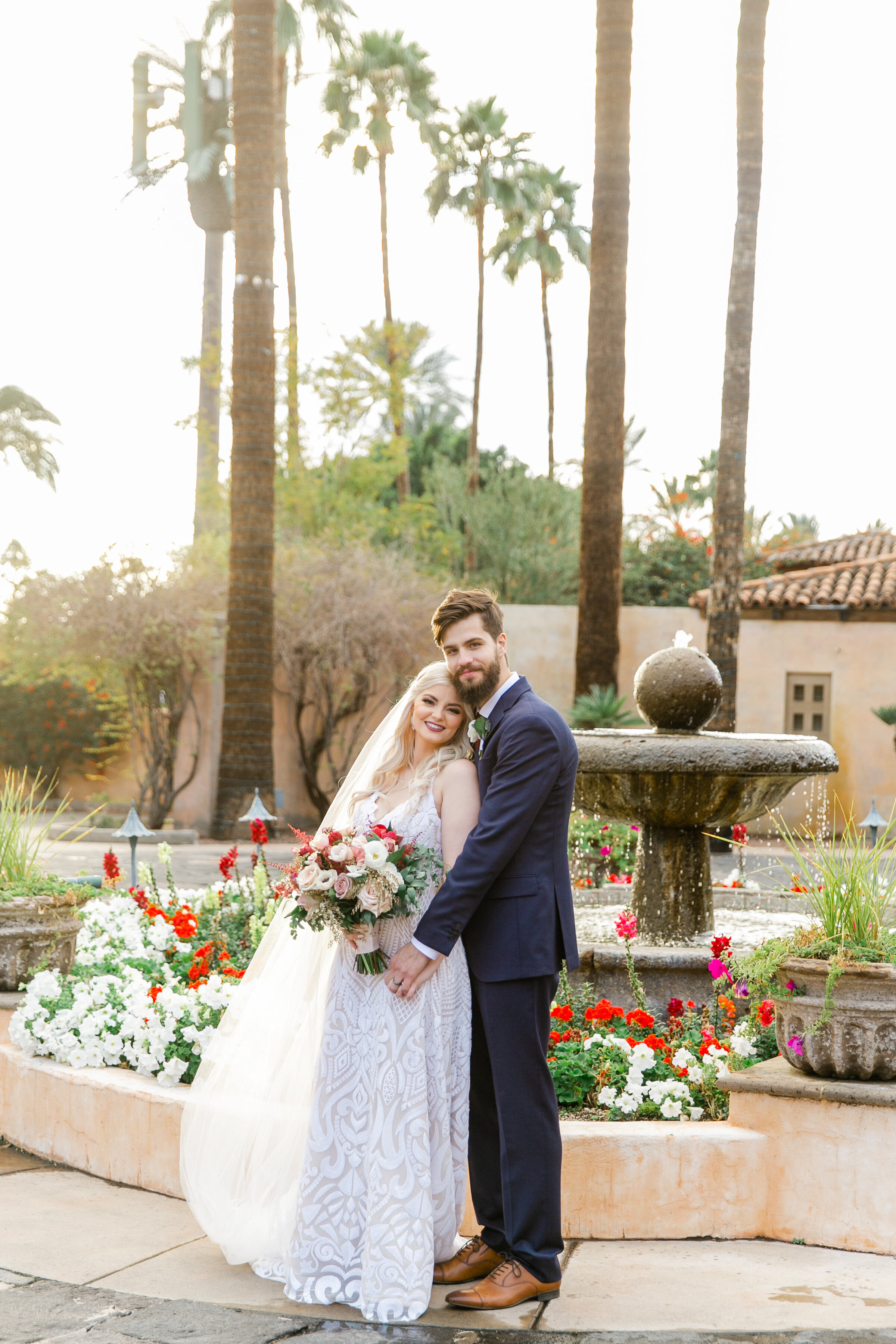 Karlie Colleen Photography - The Royal Palms Wedding - Some Like It Classic - Alex & Sam-539