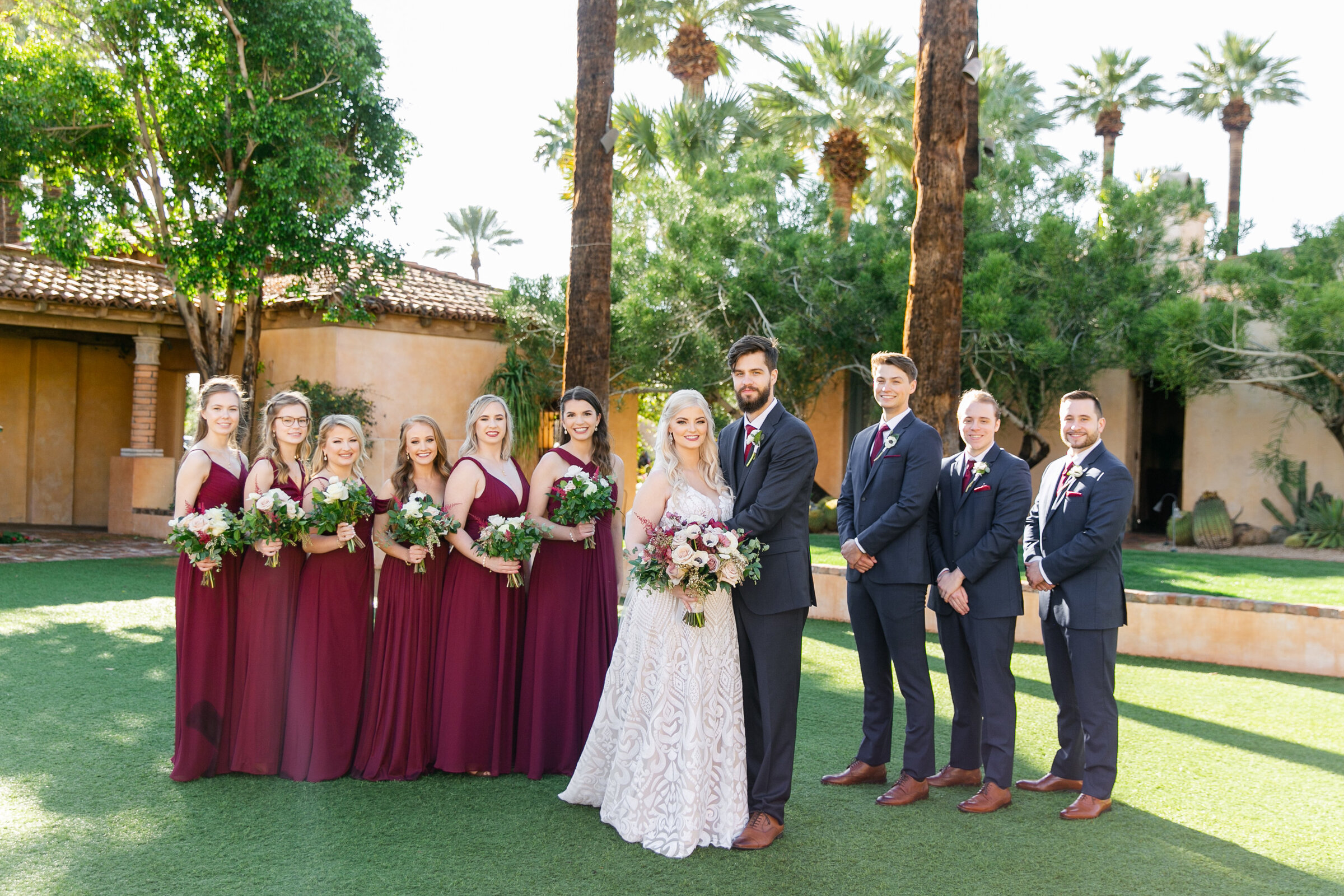 Karlie Colleen Photography - The Royal Palms Wedding - Some Like It Classic - Alex & Sam-259