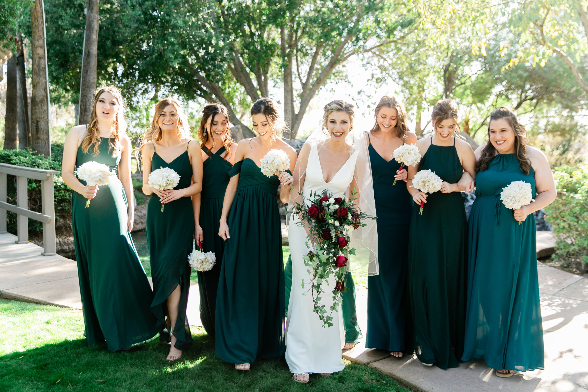 Karlie Colleen Photography - Gilbert Arizona Wedding - Val Vista Lakes - Brynne & Josh-251