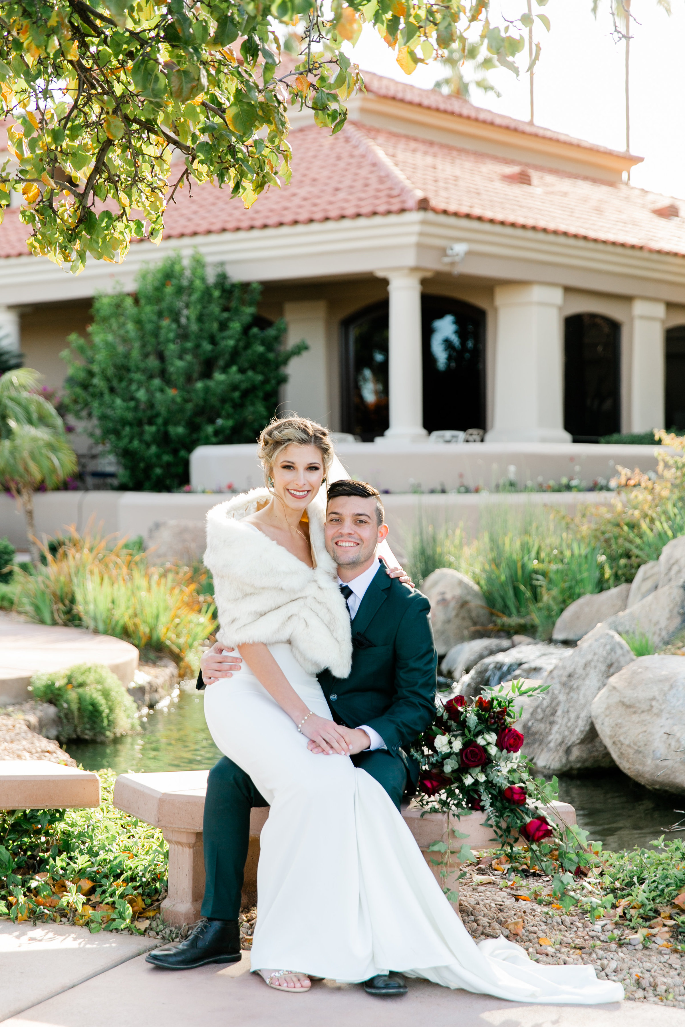 Karlie Colleen Photography - Gilbert Arizona Wedding - Val Vista Lakes - Brynne & Josh-444