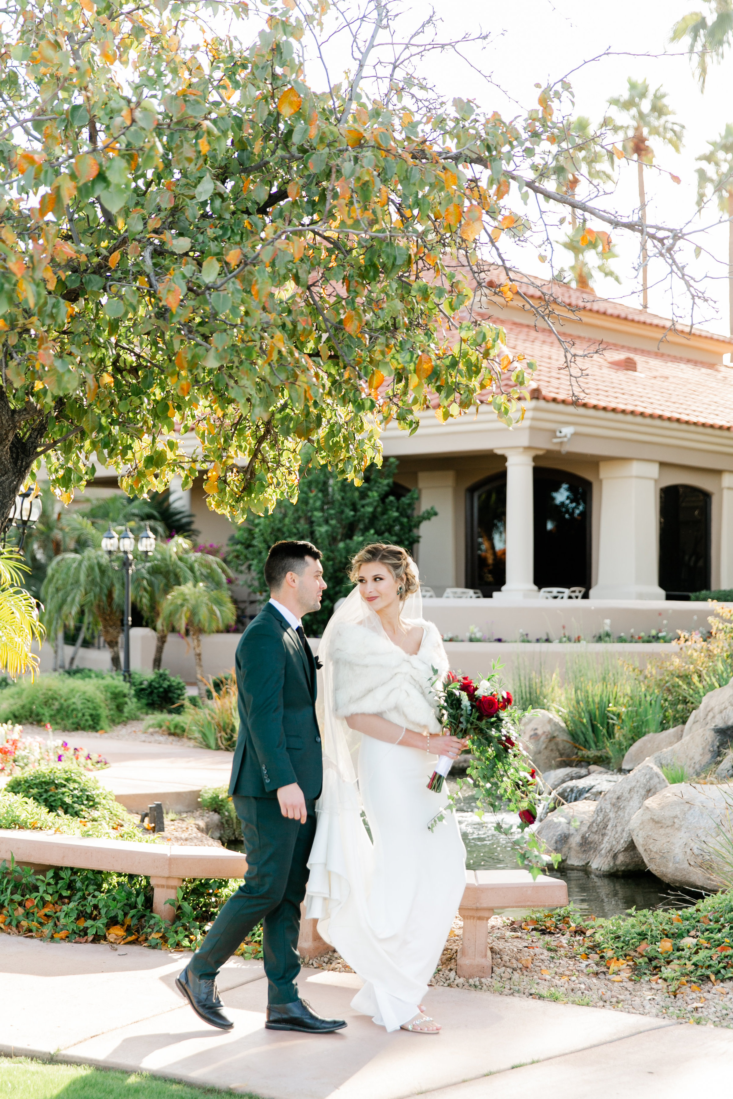 Karlie Colleen Photography - Gilbert Arizona Wedding - Val Vista Lakes - Brynne & Josh-439
