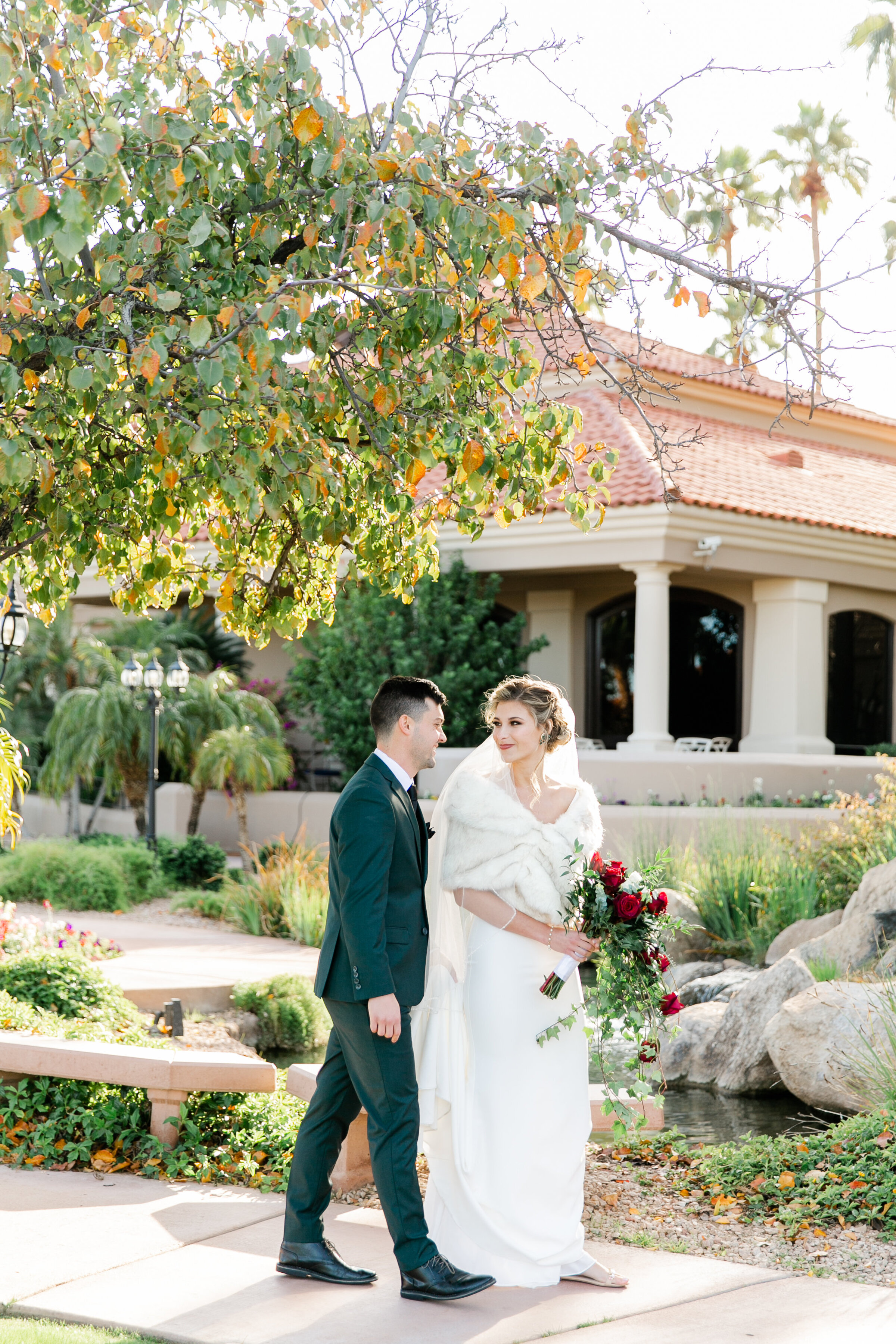 Karlie Colleen Photography - Gilbert Arizona Wedding - Val Vista Lakes - Brynne & Josh-440