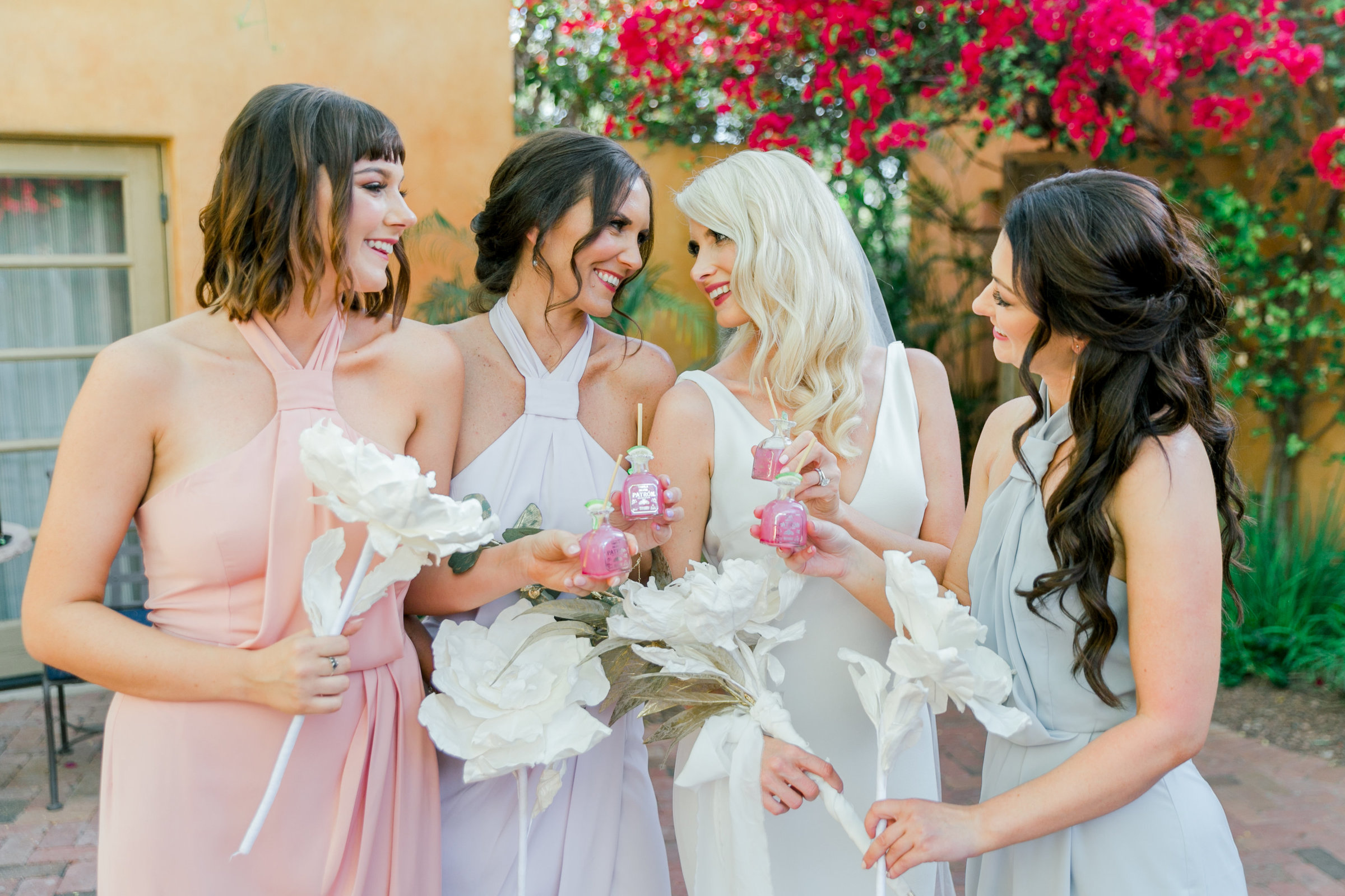 Karlie Colleen Photography - Arizona Wedding - Royal Palms Resort- Alex & Alex-105