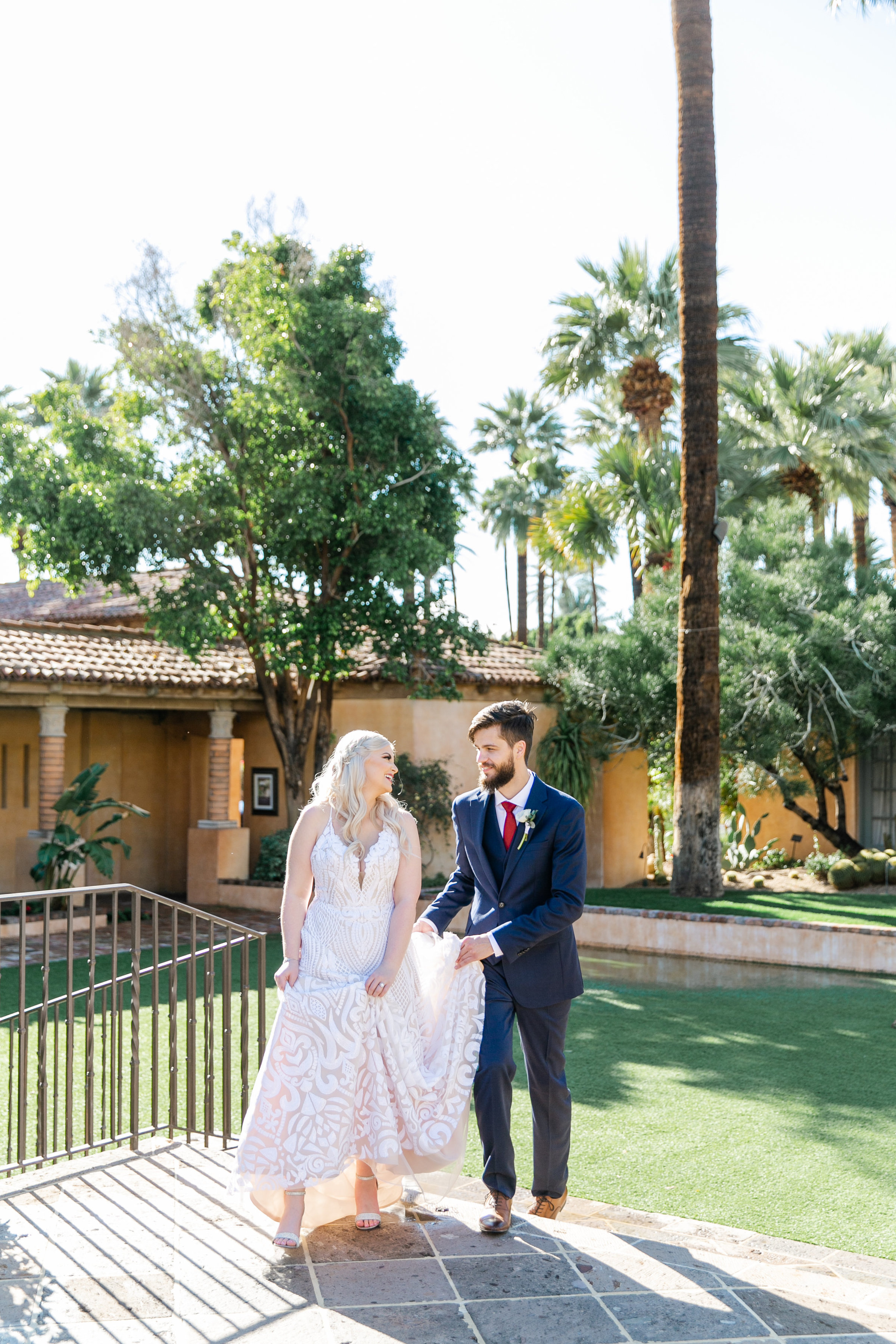 Karlie Colleen Photography - The Royal Palms Wedding - Some Like It Classic - Alex & Sam-179
