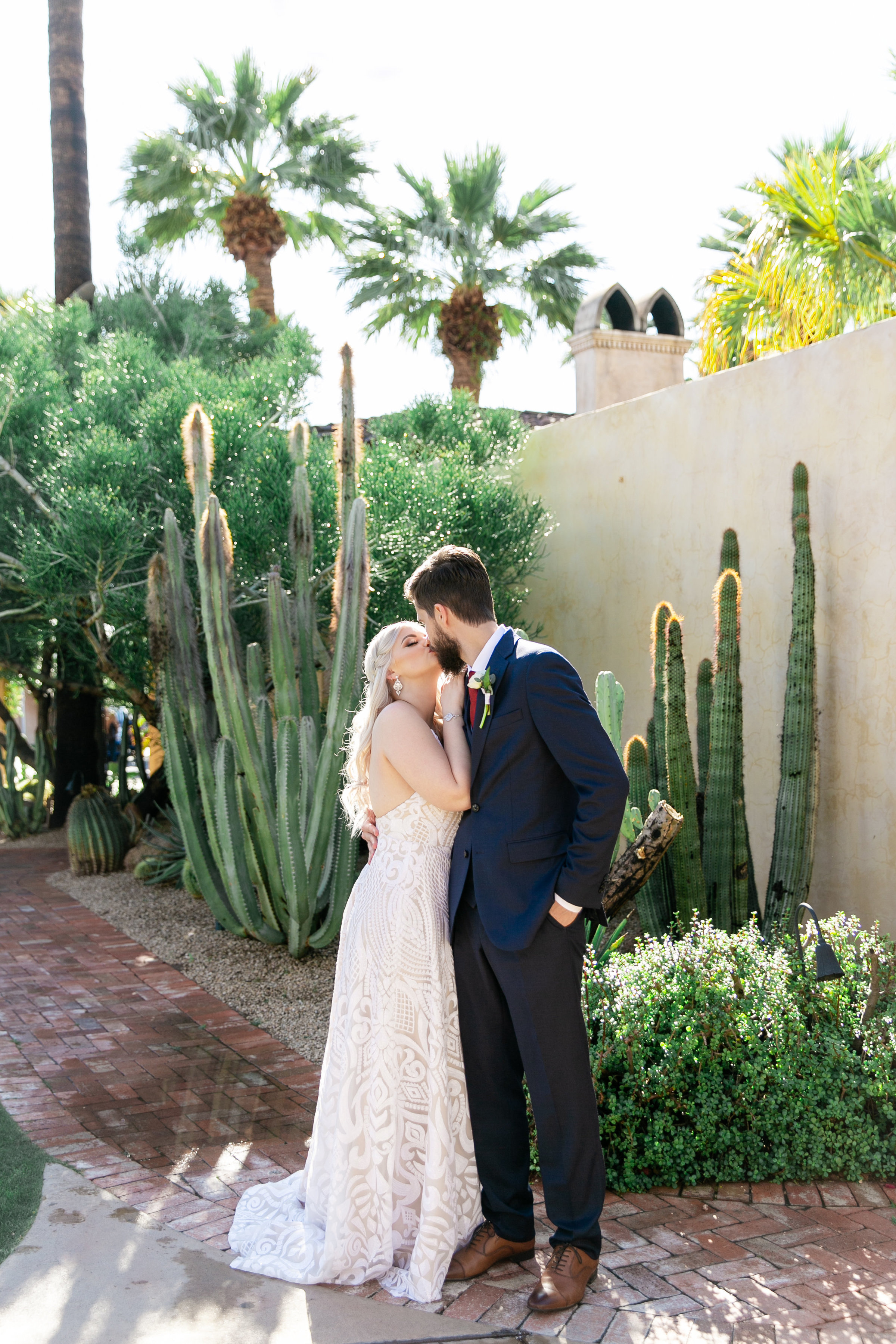 Karlie Colleen Photography - The Royal Palms Wedding - Some Like It Classic - Alex & Sam-148