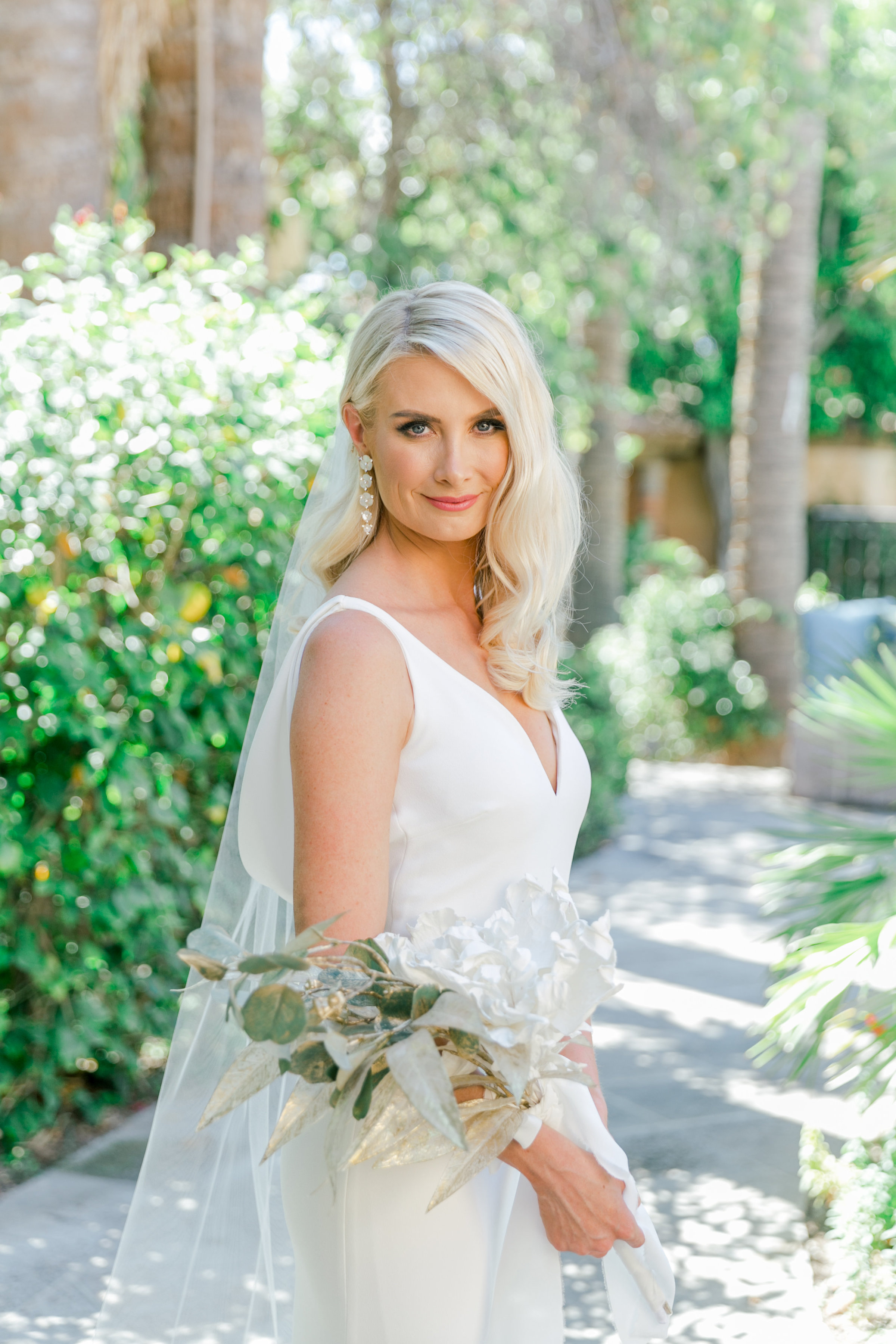 Karlie Colleen Photography - Arizona Wedding - Royal Palms Resort- Alex & Alex-34