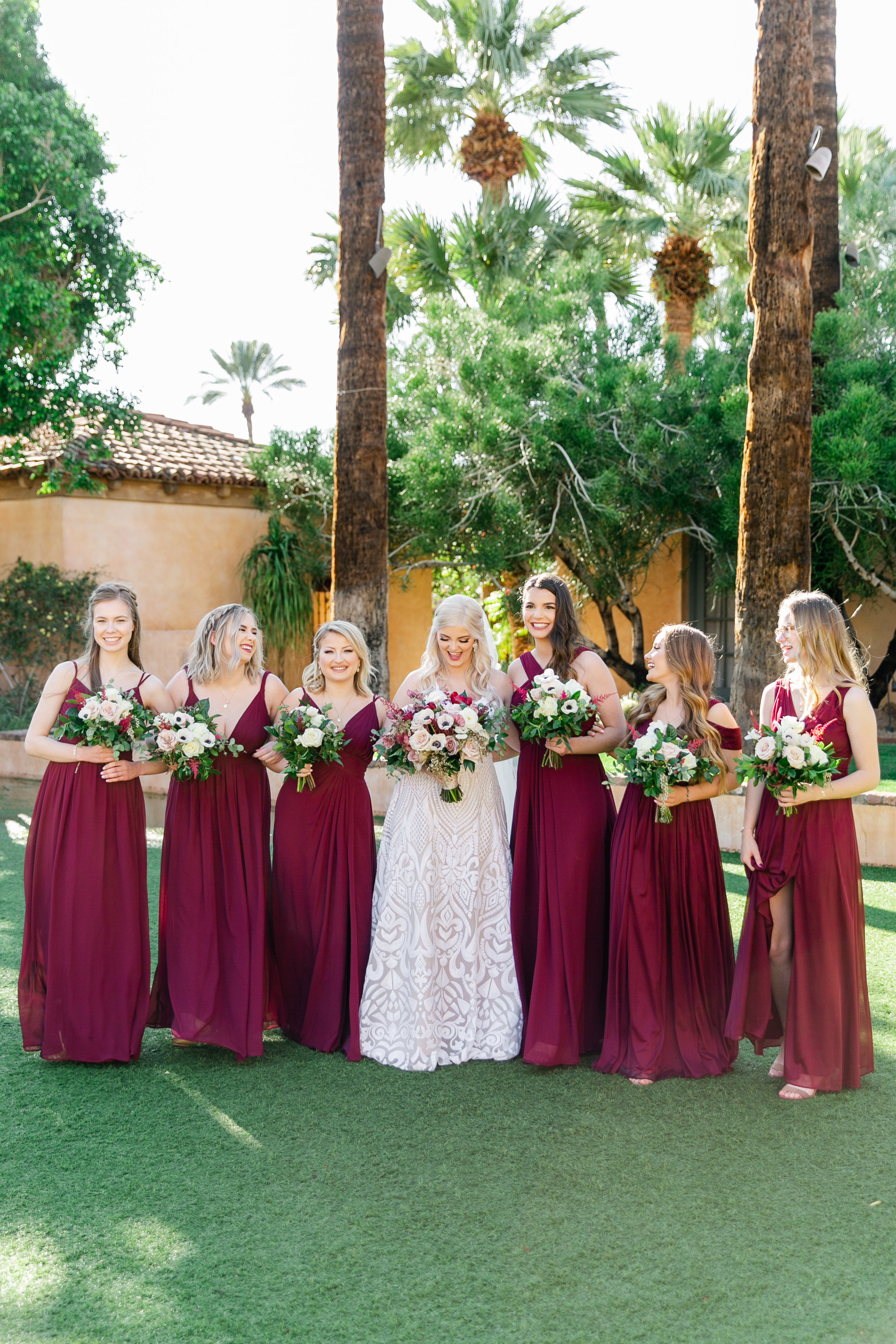 Karlie Colleen Photography - The Royal Palms Wedding - Some Like It Classic - Alex & Sam-240