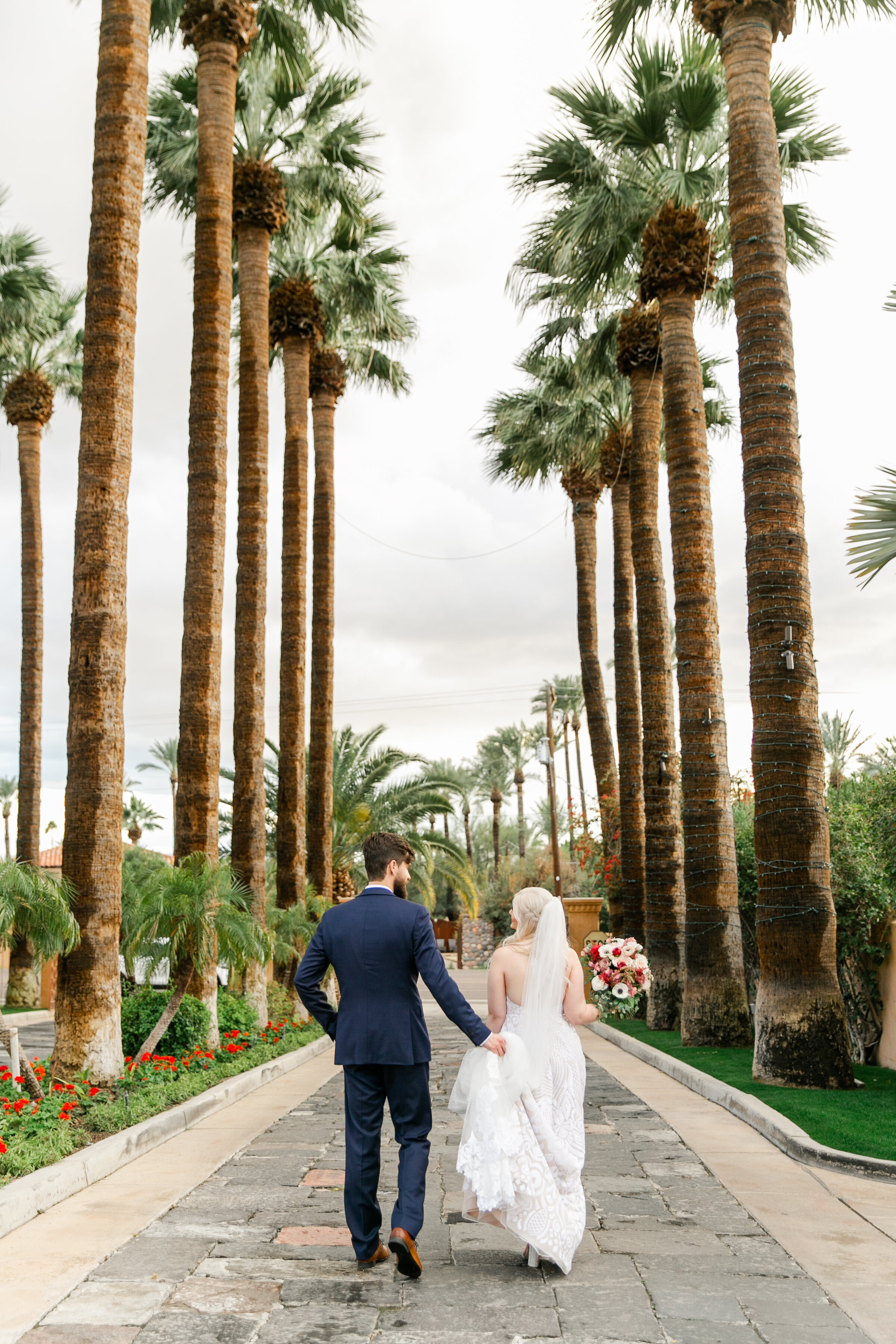 Karlie Colleen Photography - The Royal Palms Wedding - Some Like It Classic - Alex & Sam-571