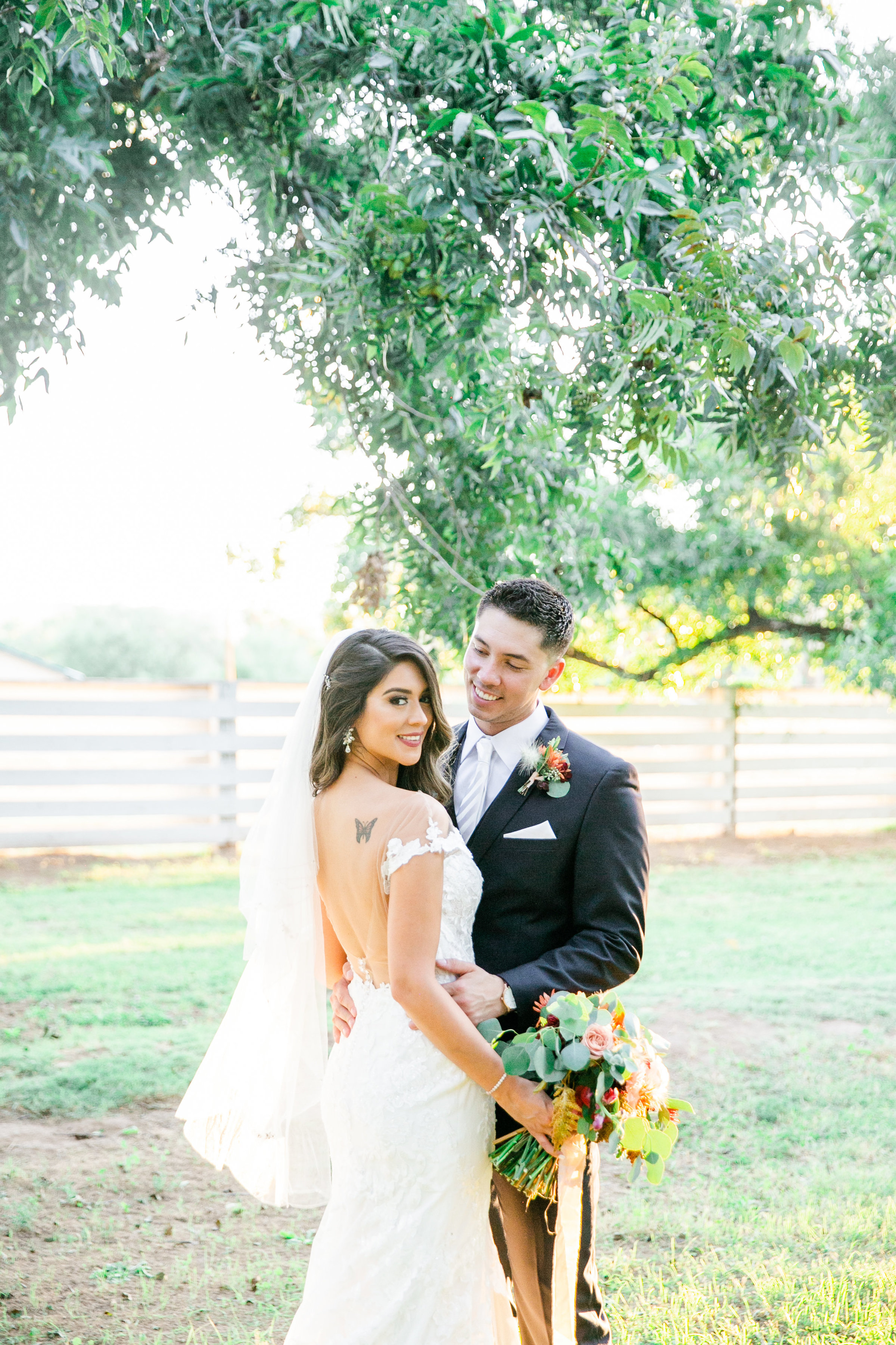 Karlie Colleen Photography - Phoenix Arizona - Farm At South Mountain Venue - Vanessa & Robert-563