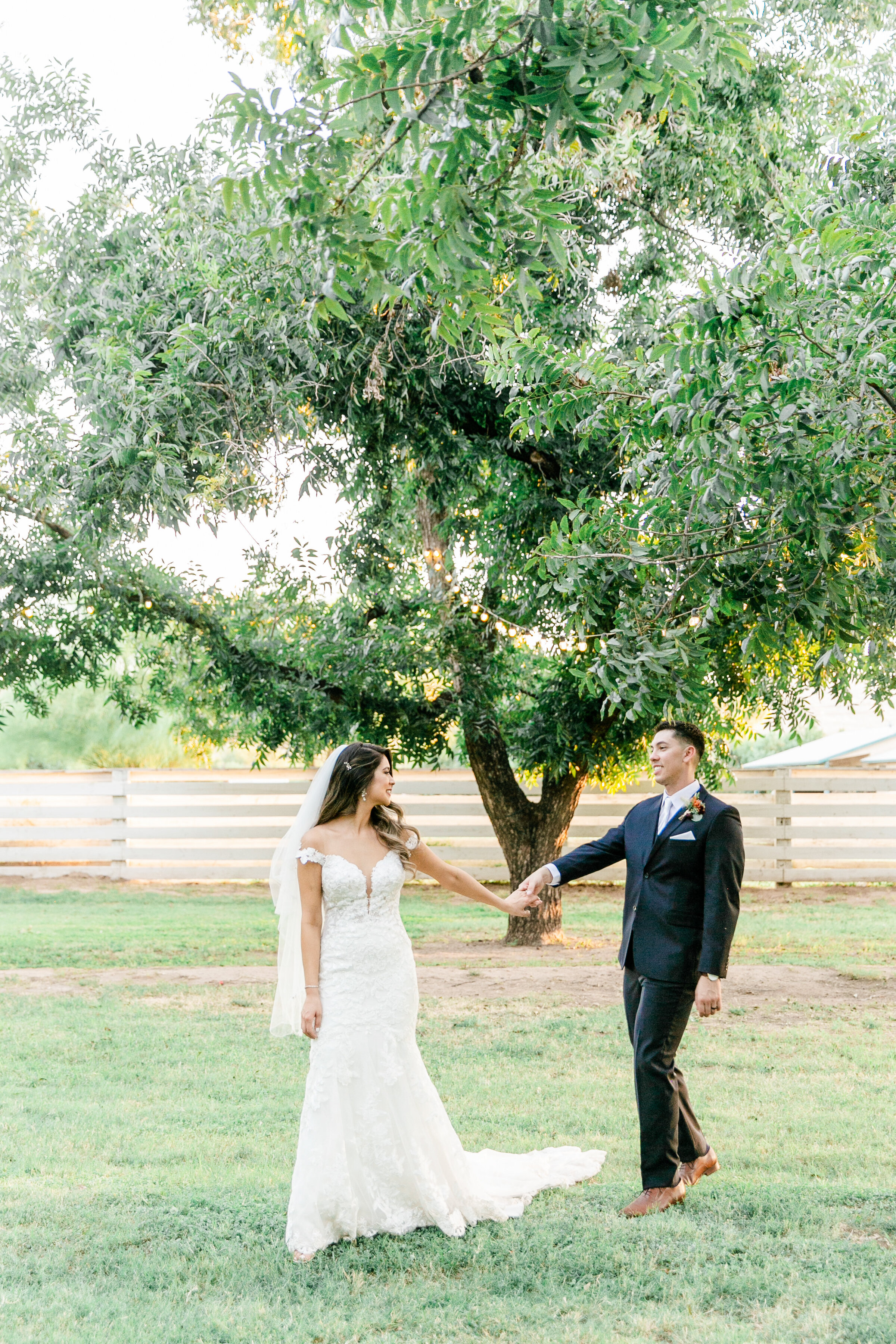 Karlie Colleen Photography - Phoenix Arizona - Farm At South Mountain Venue - Vanessa & Robert-604