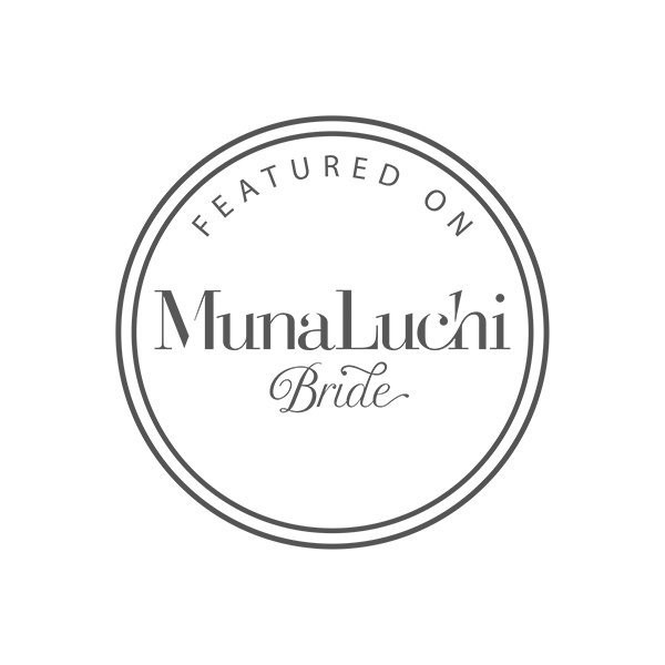 featured on munaluchi bride blog