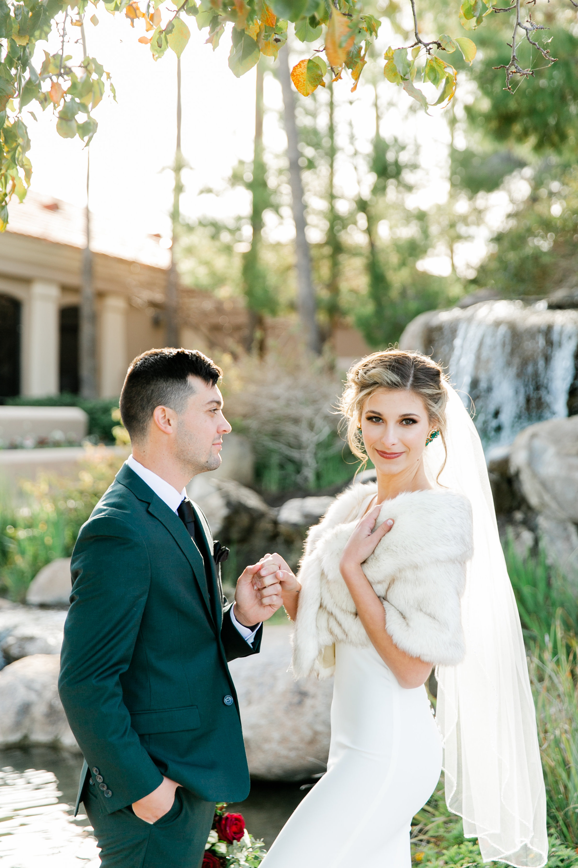 Karlie Colleen Photography - Gilbert Arizona Wedding - Val Vista Lakes - Brynne & Josh-483