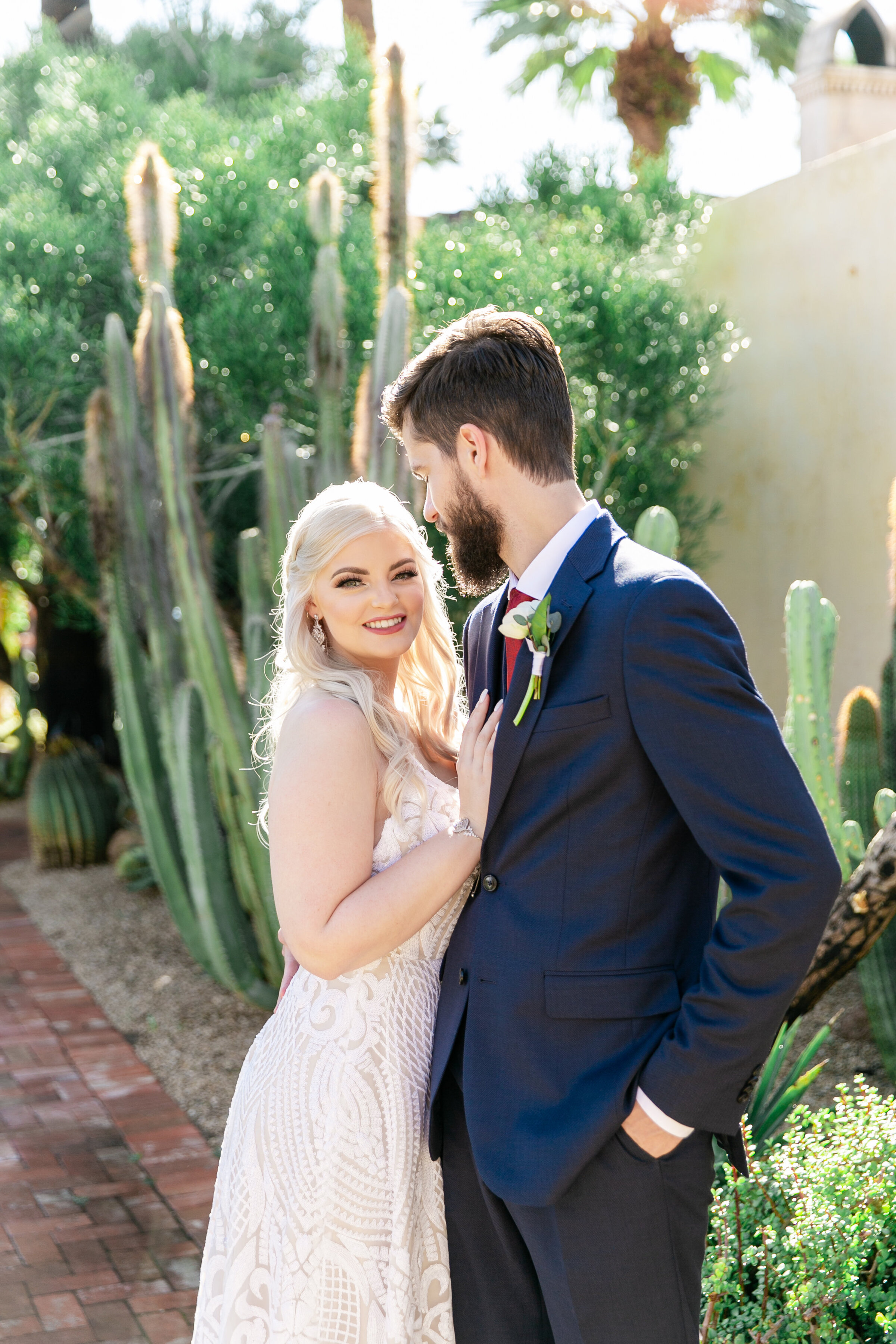 Karlie Colleen Photography - The Royal Palms Wedding - Some Like It Classic - Alex & Sam-151