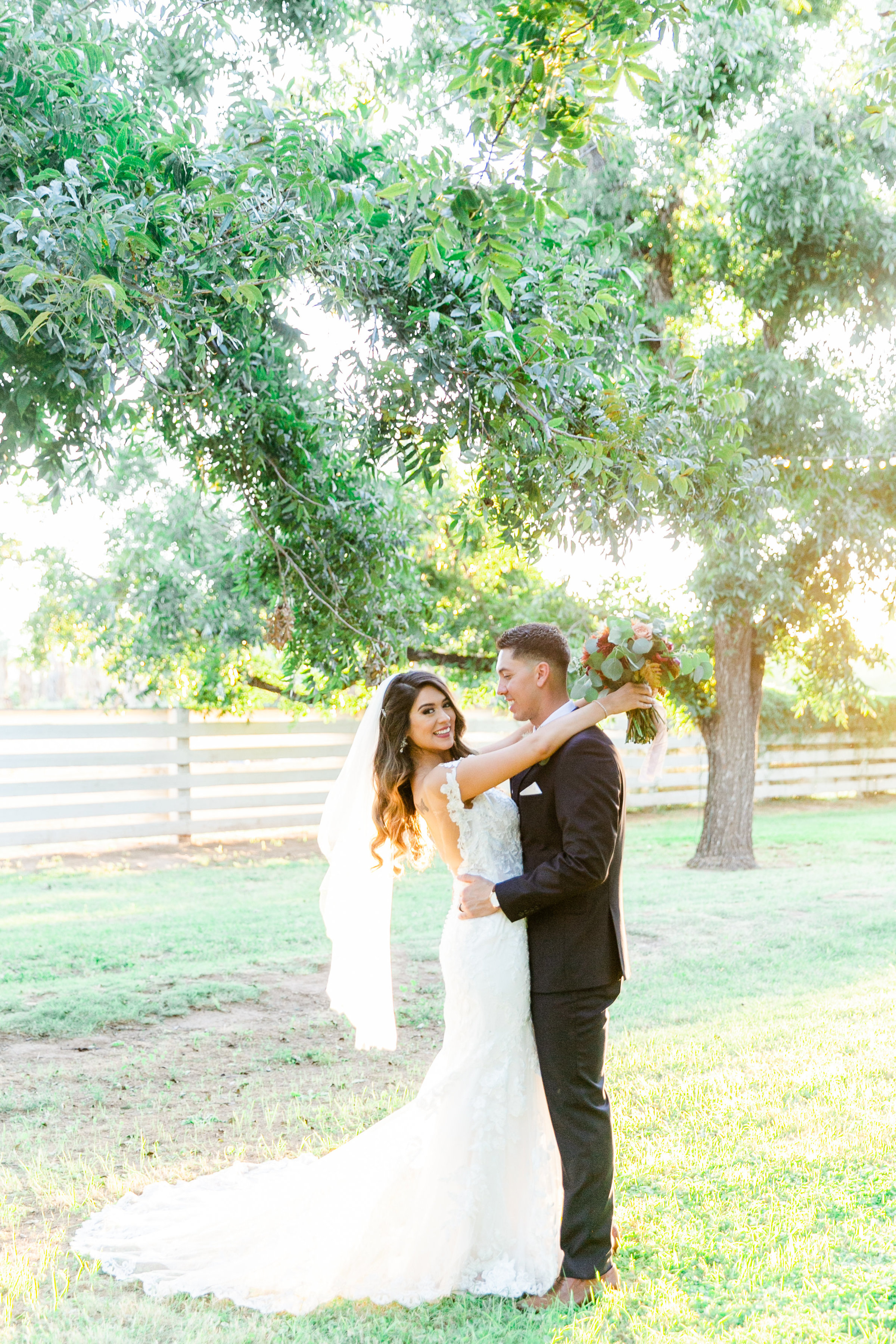 Karlie Colleen Photography - Phoenix Arizona - Farm At South Mountain Venue - Vanessa & Robert-561