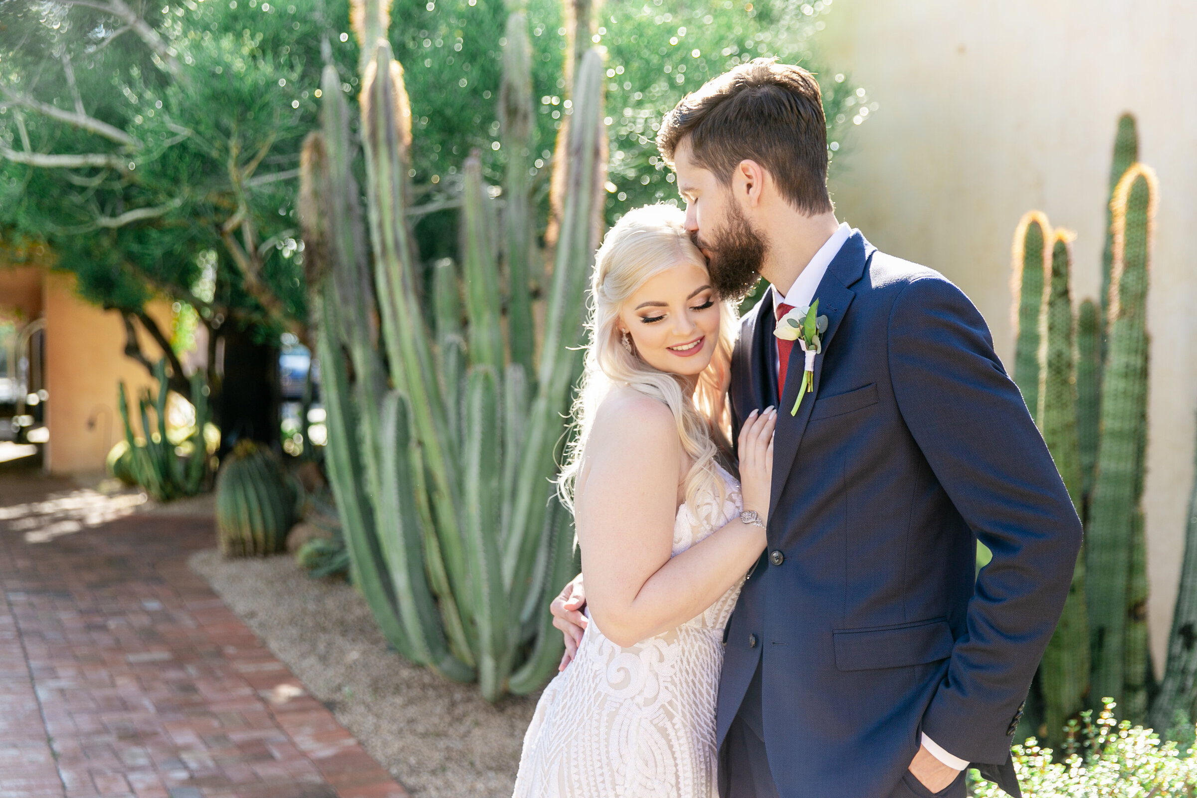 Karlie Colleen Photography - The Royal Palms Wedding - Some Like It Classic - Alex & Sam-155