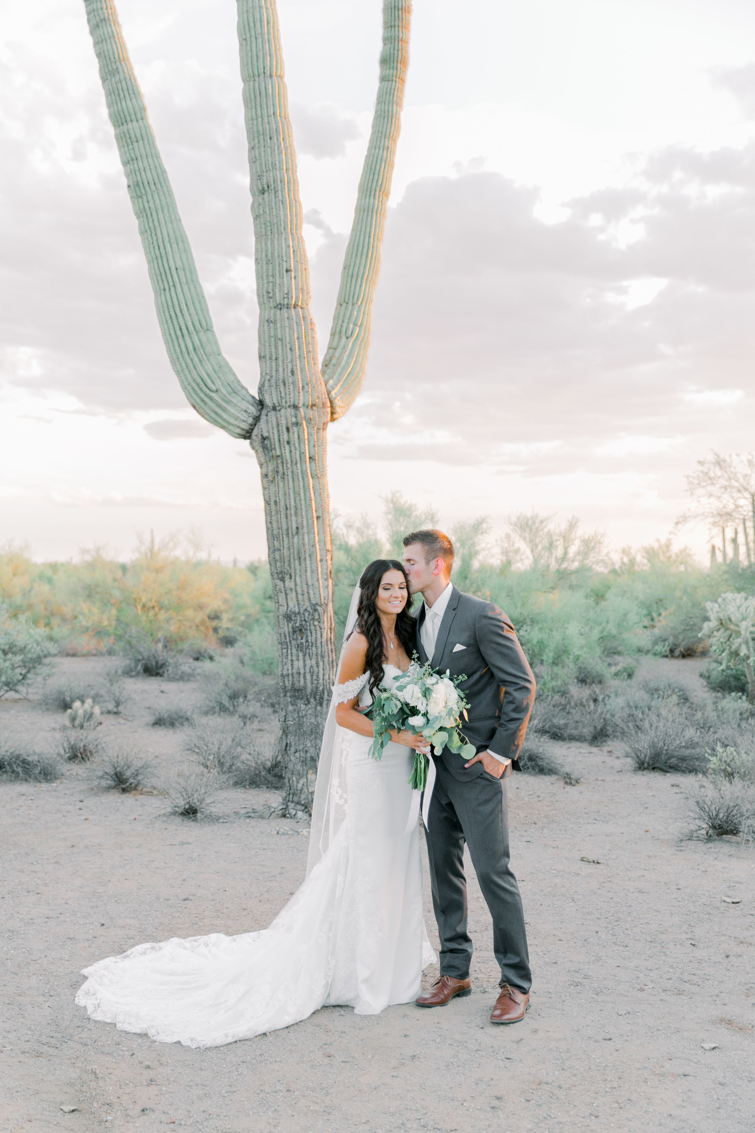 Karlie Colleen Photography - Arizona Wedding - The Paseo Venue - Jackie & Ryan -597
