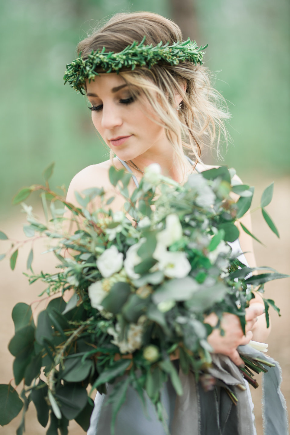Forest Wedding (1 of 1)