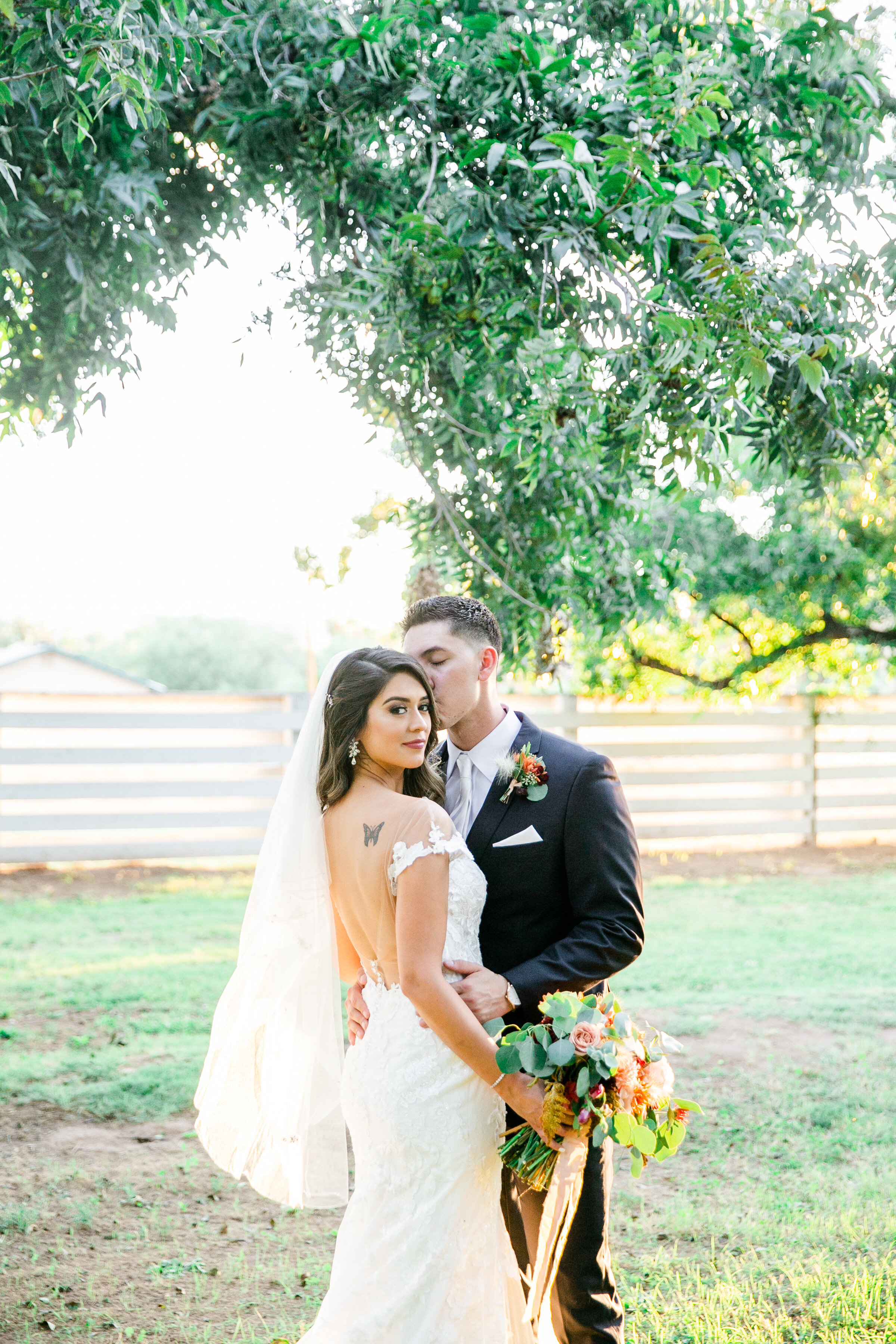Karlie Colleen Photography - Phoenix Arizona - Farm At South Mountain Venue - Vanessa & Robert-564