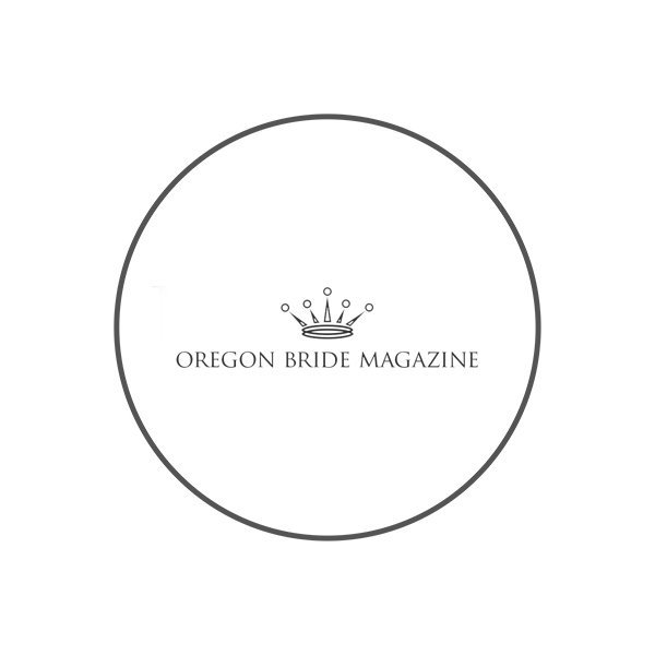 featured in oregon bride magazine