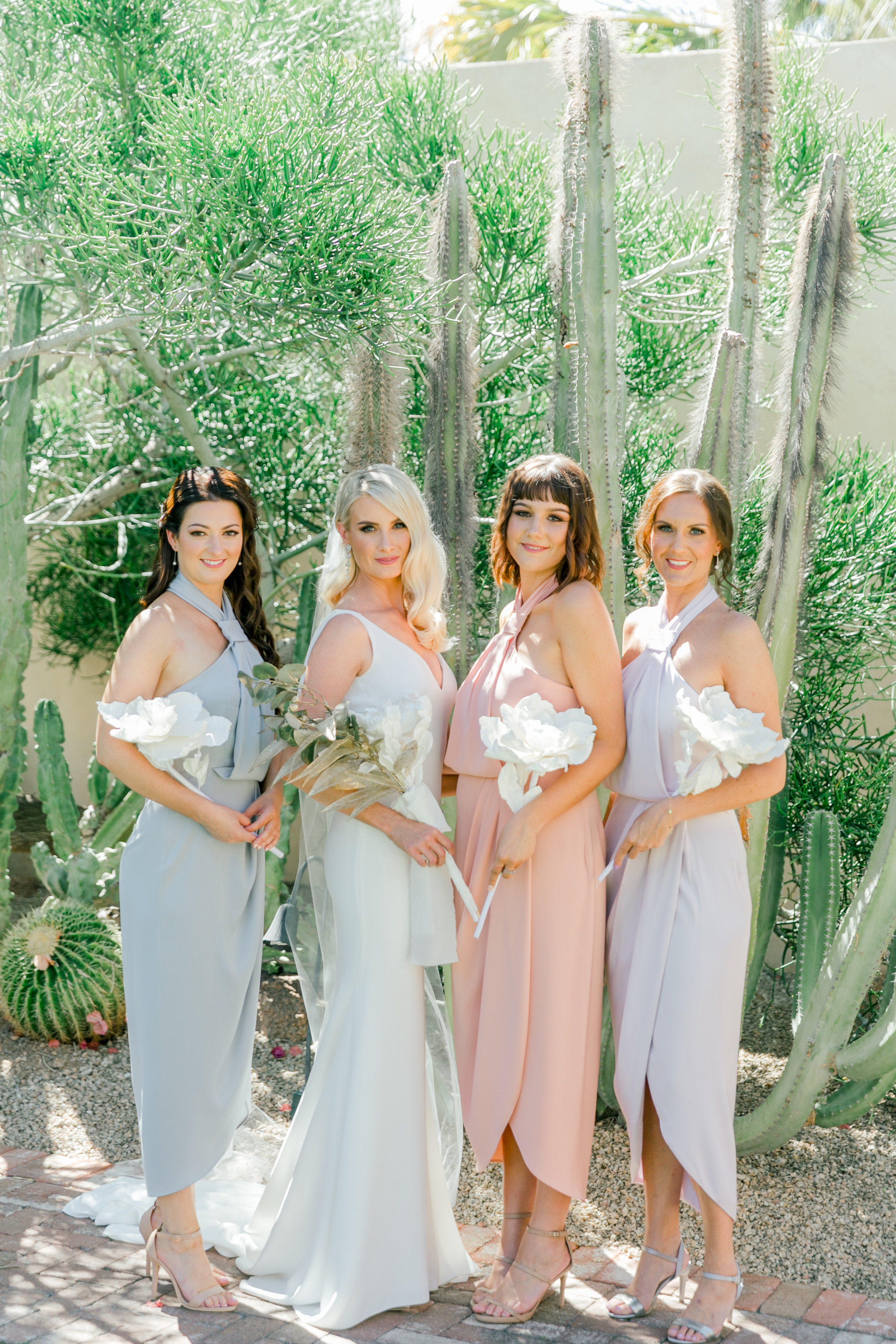 Karlie Colleen Photography - Arizona Wedding - Royal Palms Resort- Alex & Alex-56
