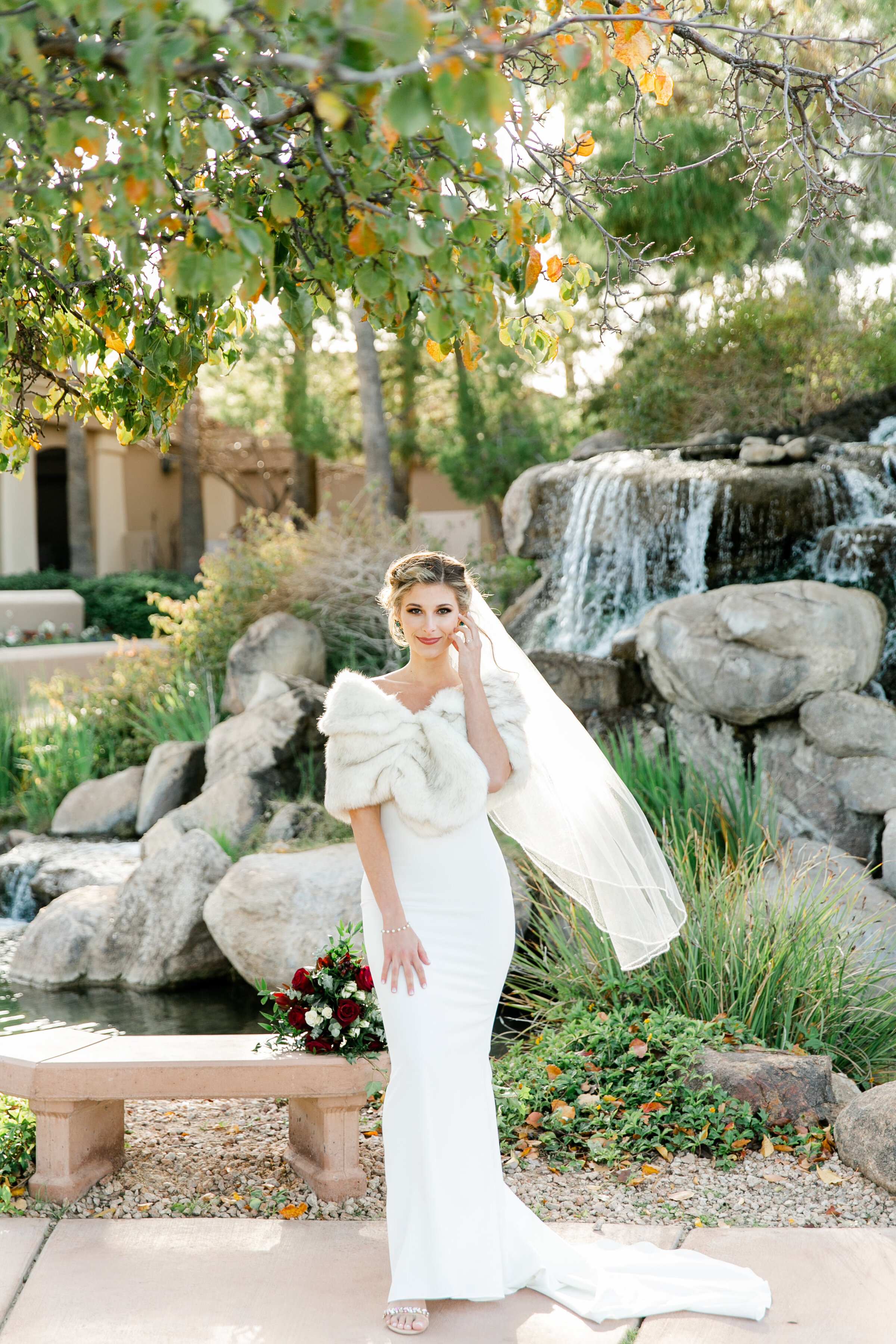 Karlie Colleen Photography - Gilbert Arizona Wedding - Val Vista Lakes - Brynne & Josh-498