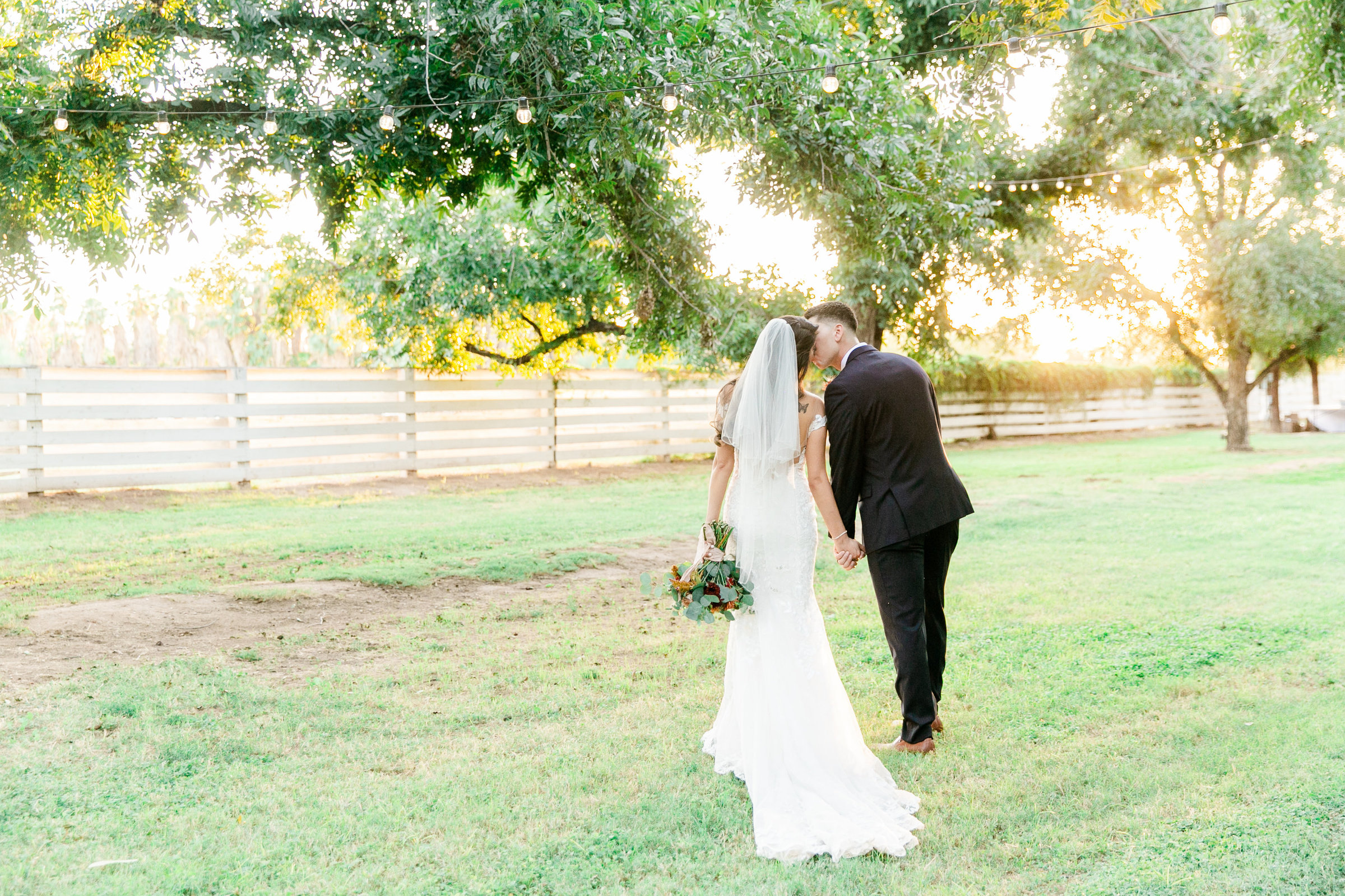 Karlie Colleen Photography - Phoenix Arizona - Farm At South Mountain Venue - Vanessa & Robert-602