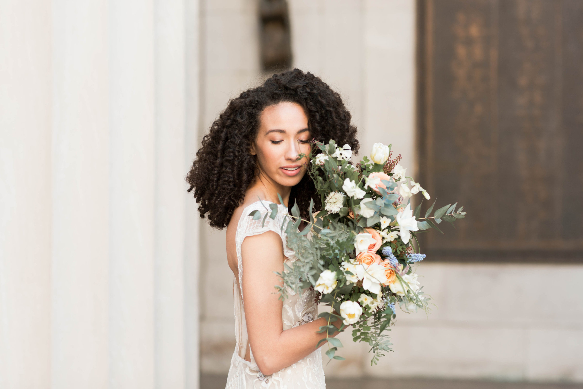 Luxury Nashville Wedding Photography Bridal Portraits