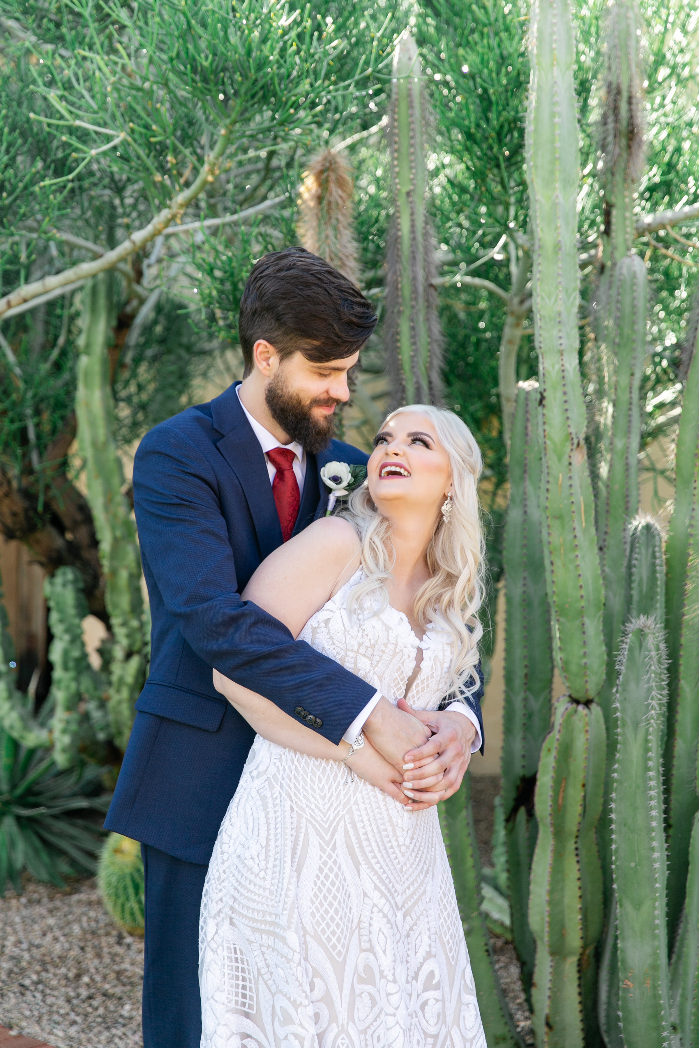 Karlie Colleen Photography - The Royal Palms Wedding - Some Like It Classic - Alex & Sam-162