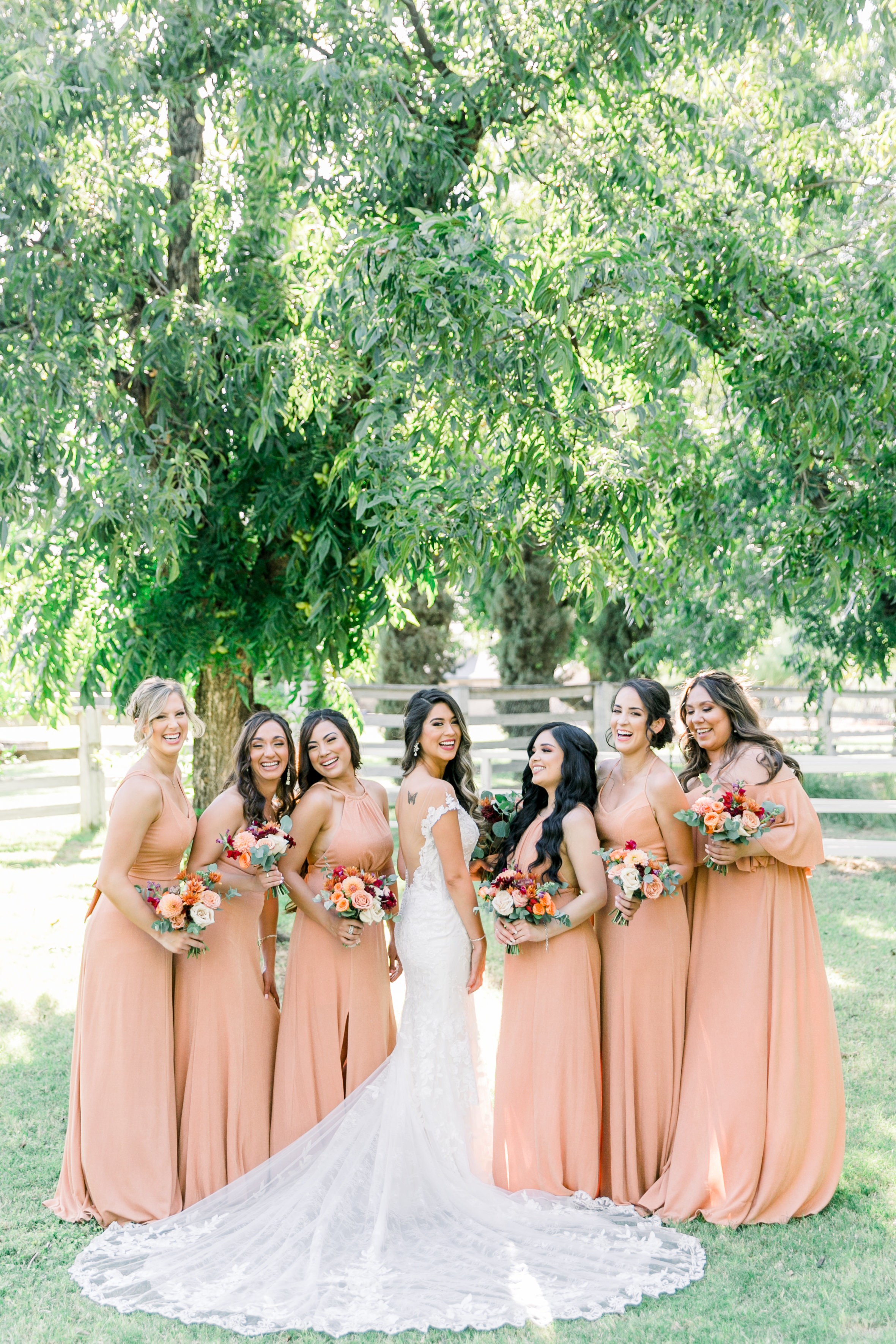 Karlie Colleen Photography - Phoenix Arizona - Farm At South Mountain Venue - Vanessa & Robert-180