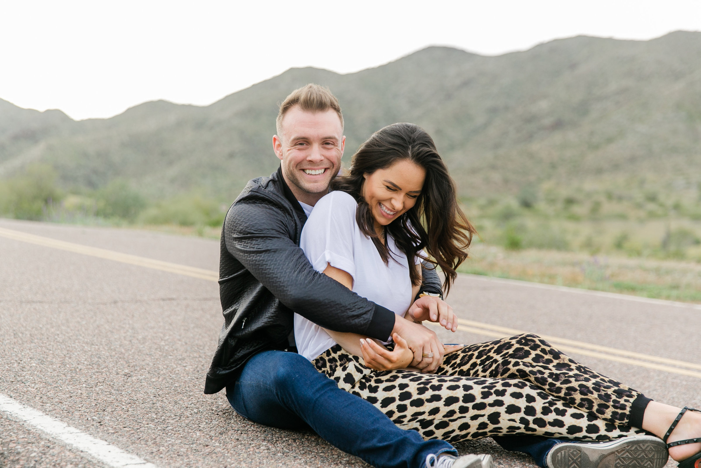 Karlie Colleen Photography - Scottsdale Engagement photographer - Taylor & Tessa-102