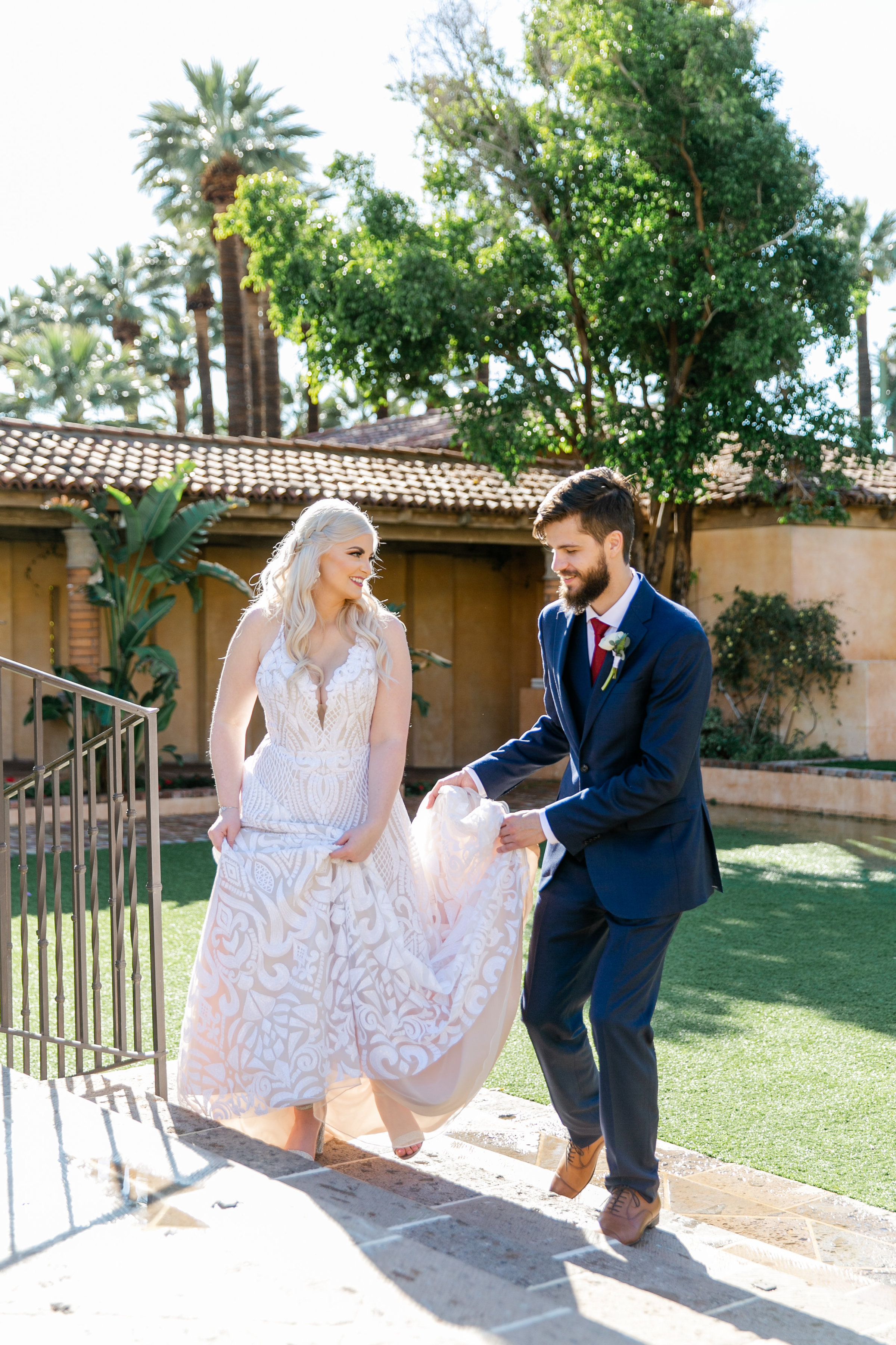Karlie Colleen Photography - The Royal Palms Wedding - Some Like It Classic - Alex & Sam-176