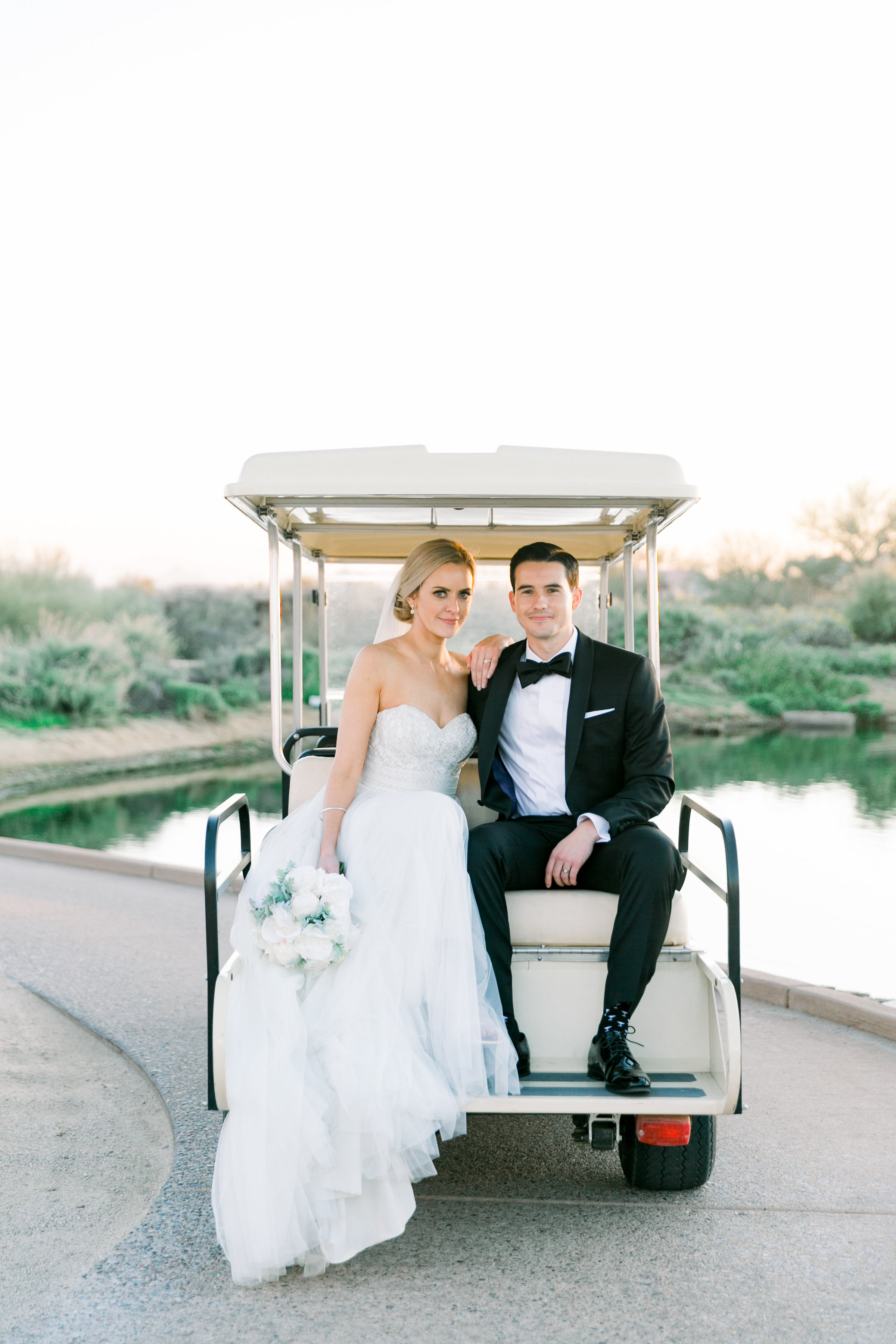 Karlie Colleen Photography - Arizona Wedding at The Troon Scottsdale Country Club - Paige & Shane -738