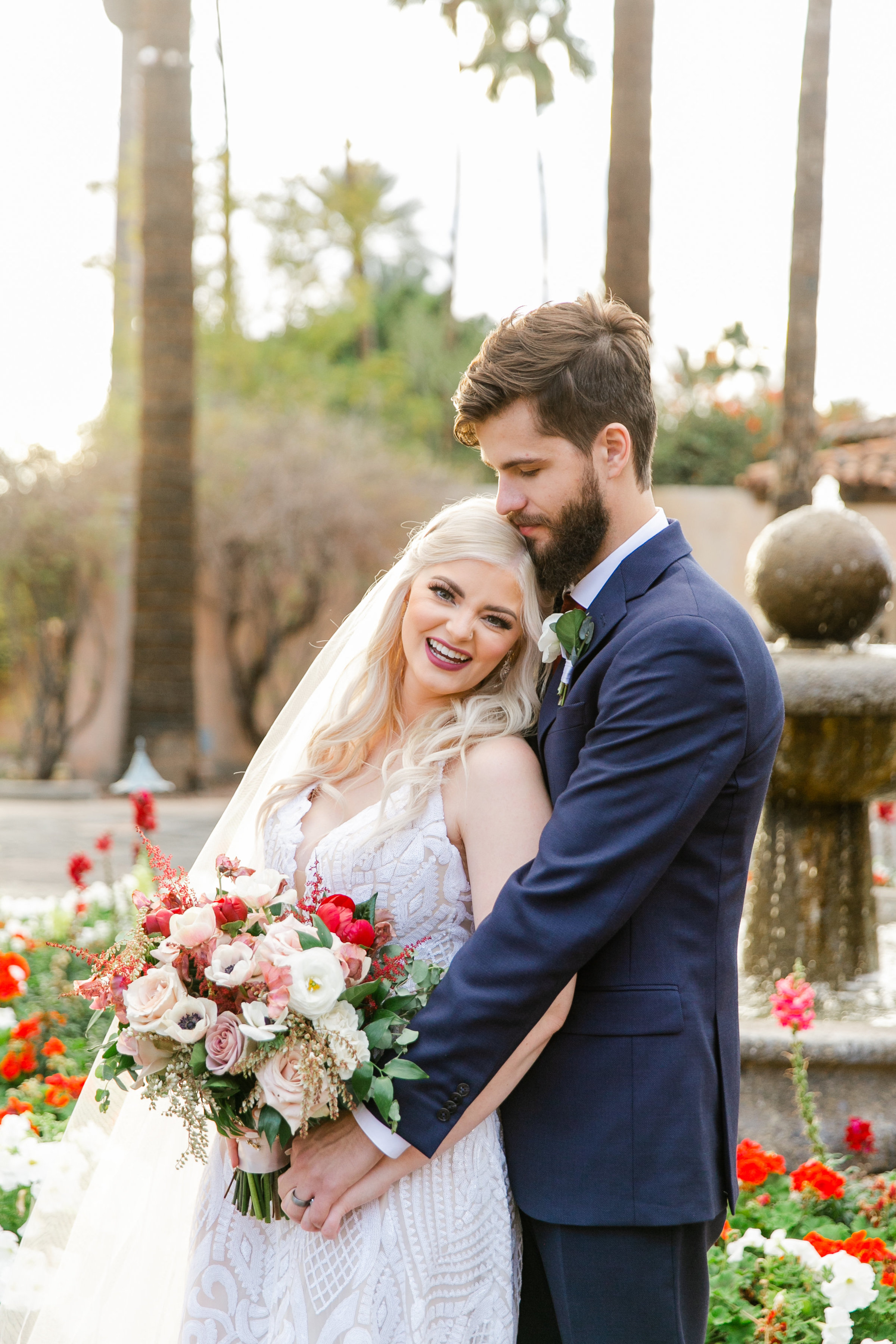 Karlie Colleen Photography - The Royal Palms Wedding - Some Like It Classic - Alex & Sam-546