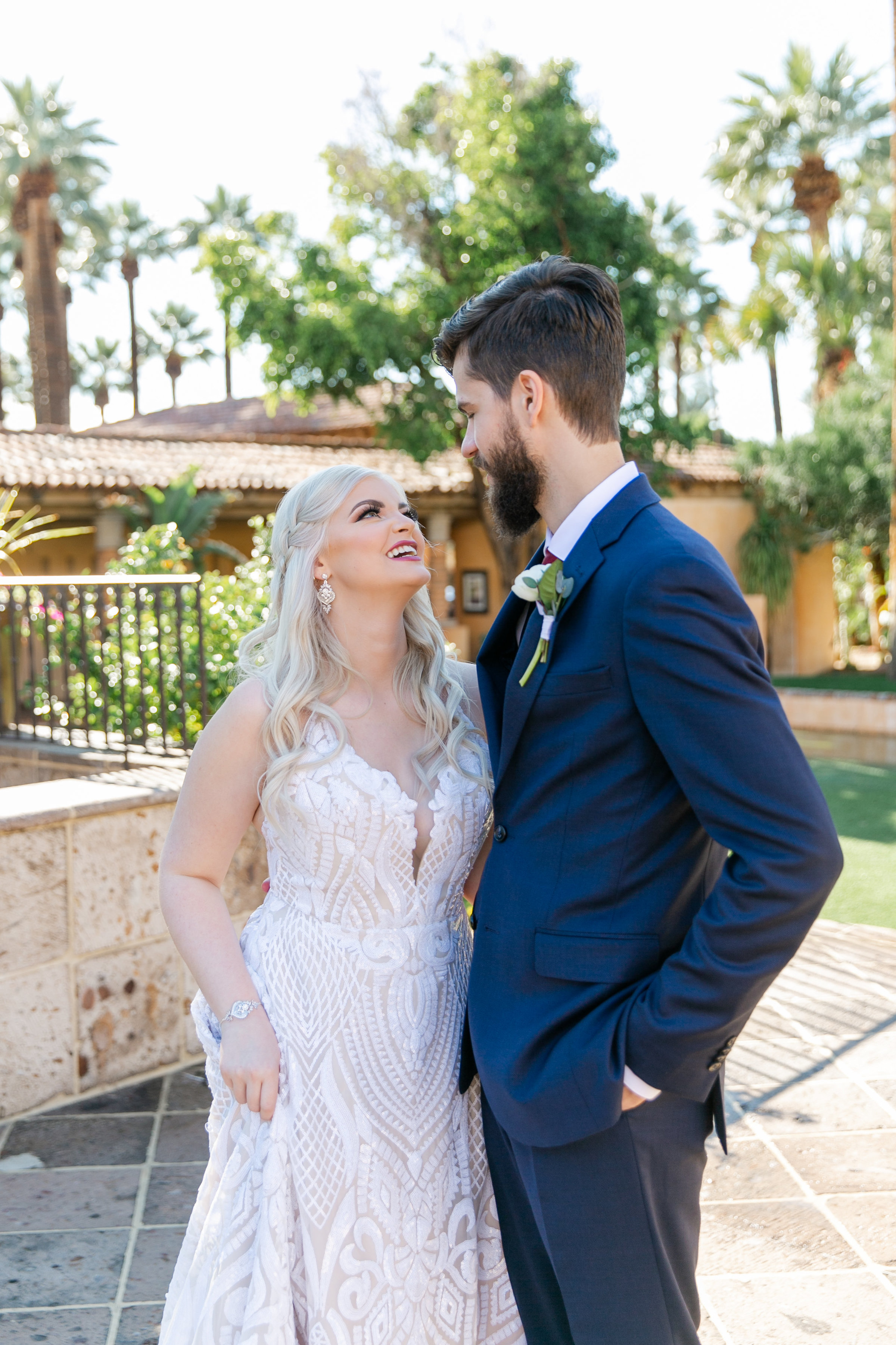 Karlie Colleen Photography - The Royal Palms Wedding - Some Like It Classic - Alex & Sam-123