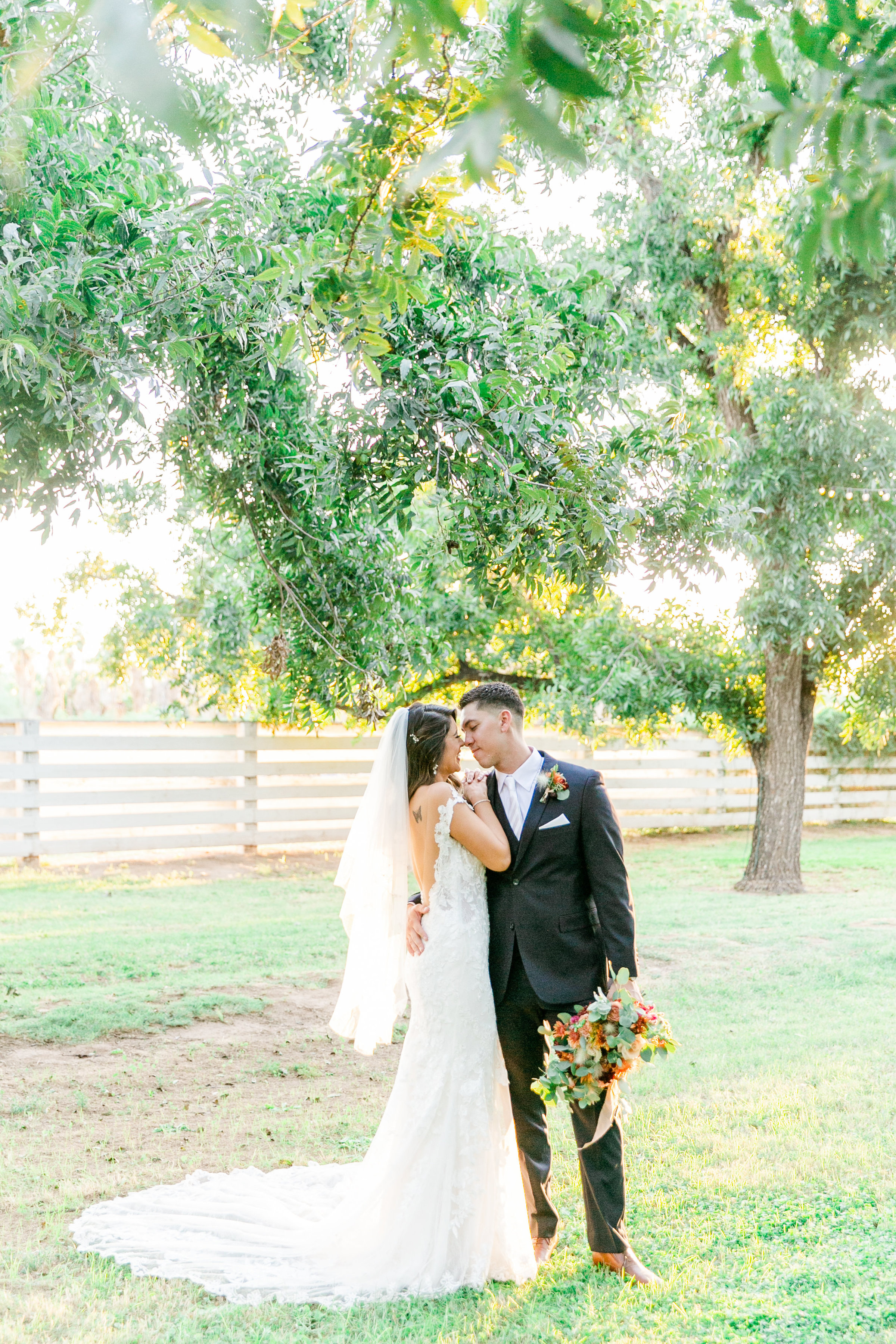 Karlie Colleen Photography - Phoenix Arizona - Farm At South Mountain Venue - Vanessa & Robert-580