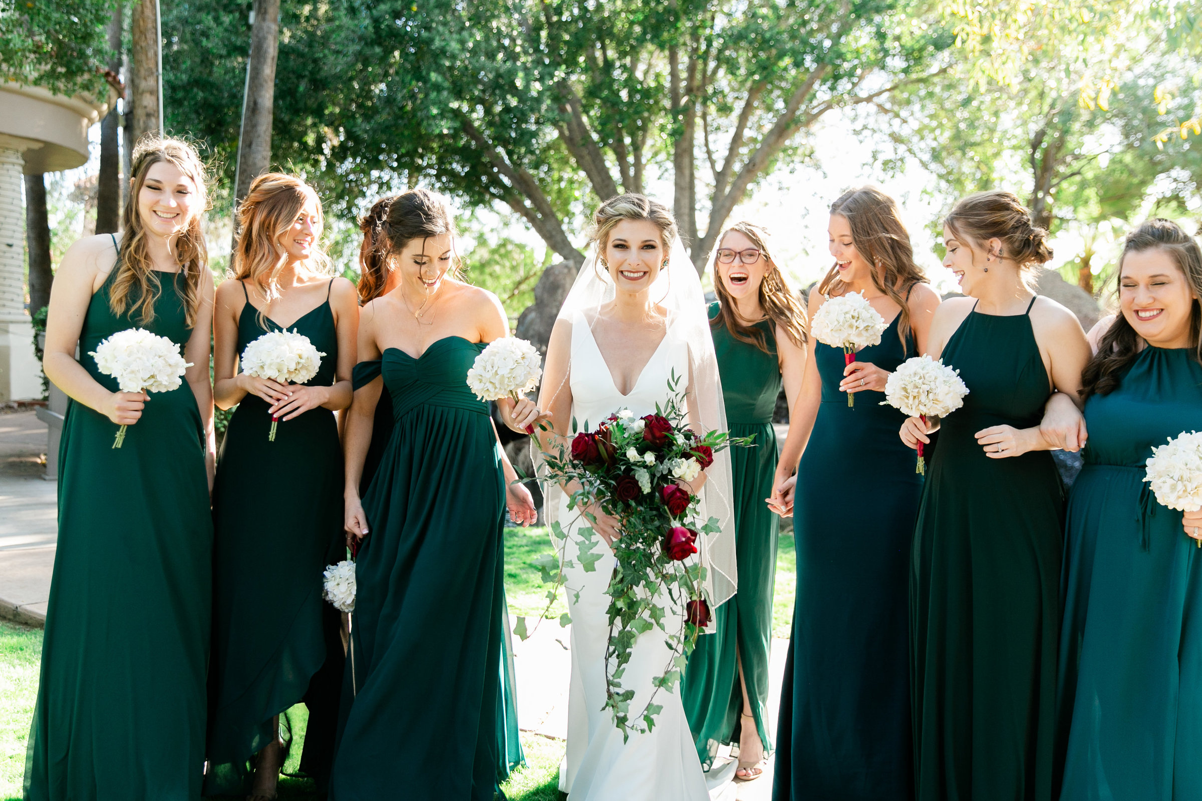 Karlie Colleen Photography - Gilbert Arizona Wedding - Val Vista Lakes - Brynne & Josh-252