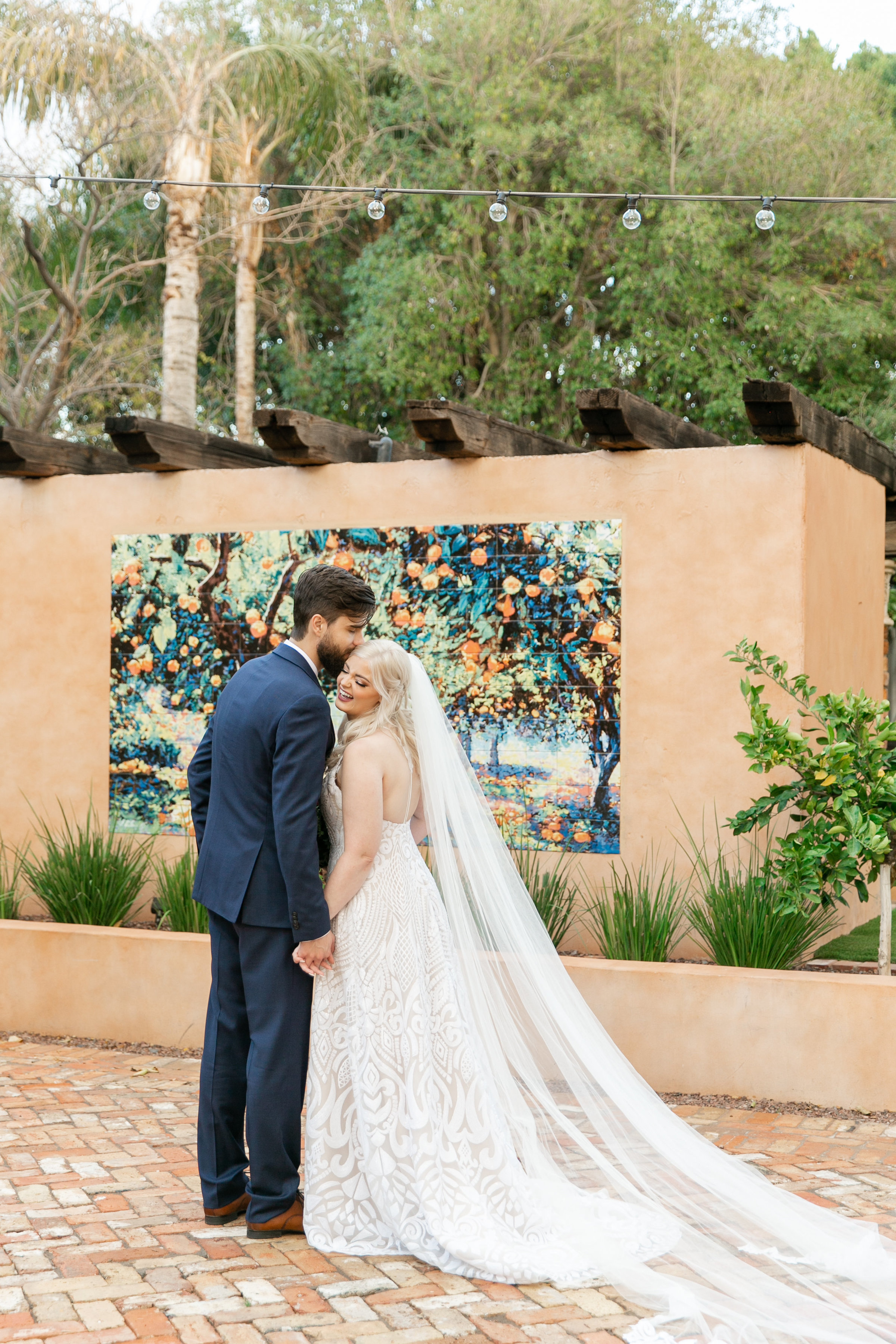 Karlie Colleen Photography - The Royal Palms Wedding - Some Like It Classic - Alex & Sam-530
