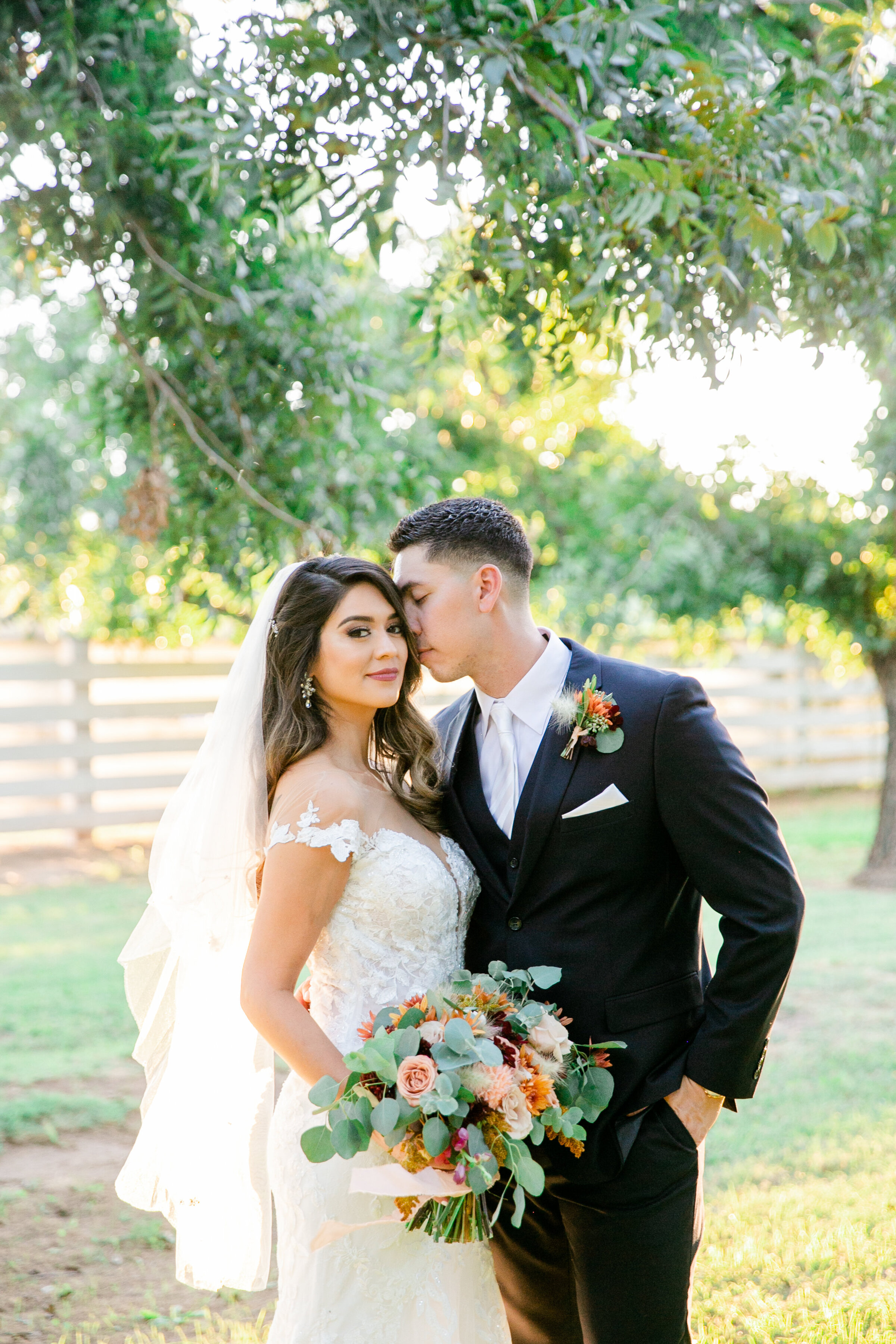 Karlie Colleen Photography - Phoenix Arizona - Farm At South Mountain Venue - Vanessa & Robert-554