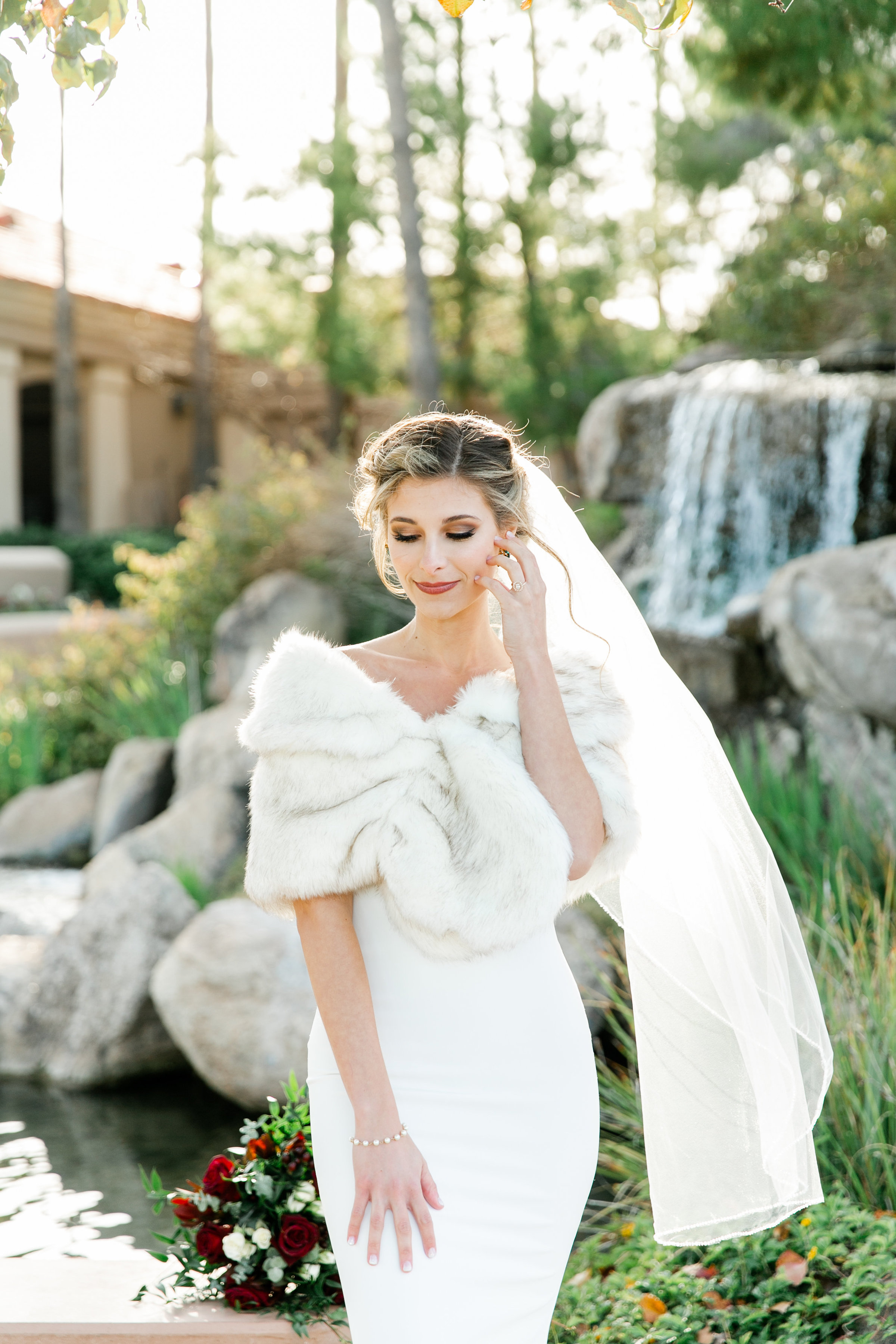 Karlie Colleen Photography - Gilbert Arizona Wedding - Val Vista Lakes - Brynne & Josh-502