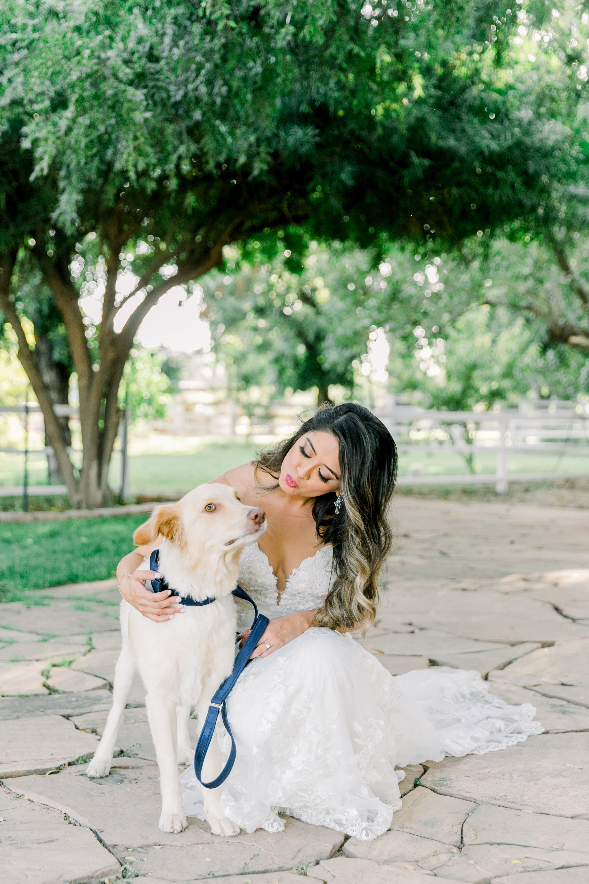 Karlie Colleen Photography - Phoenix Arizona - Farm At South Mountain Venue - Vanessa & Robert-313