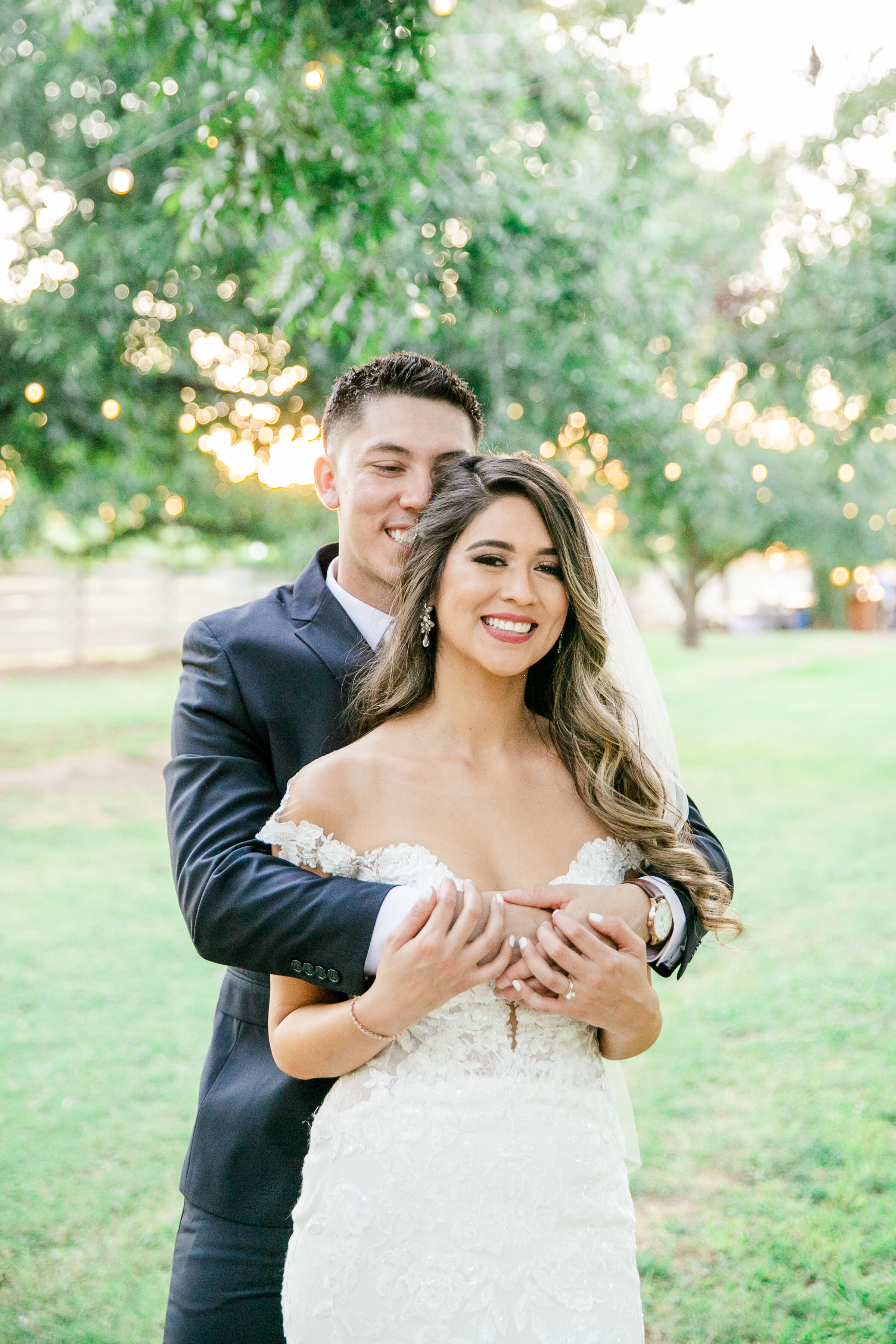 Karlie Colleen Photography - Phoenix Arizona - Farm At South Mountain Venue - Vanessa & Robert-620