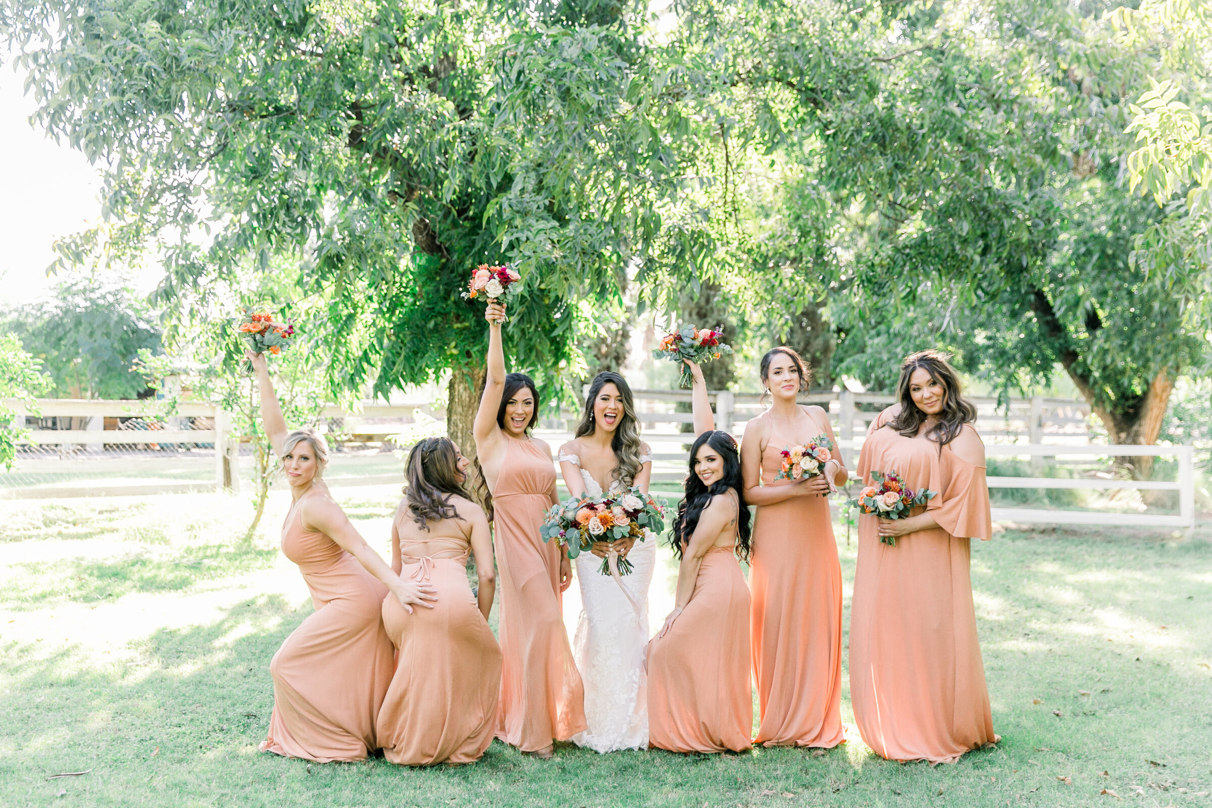 Karlie Colleen Photography - Phoenix Arizona - Farm At South Mountain Venue - Vanessa & Robert-161
