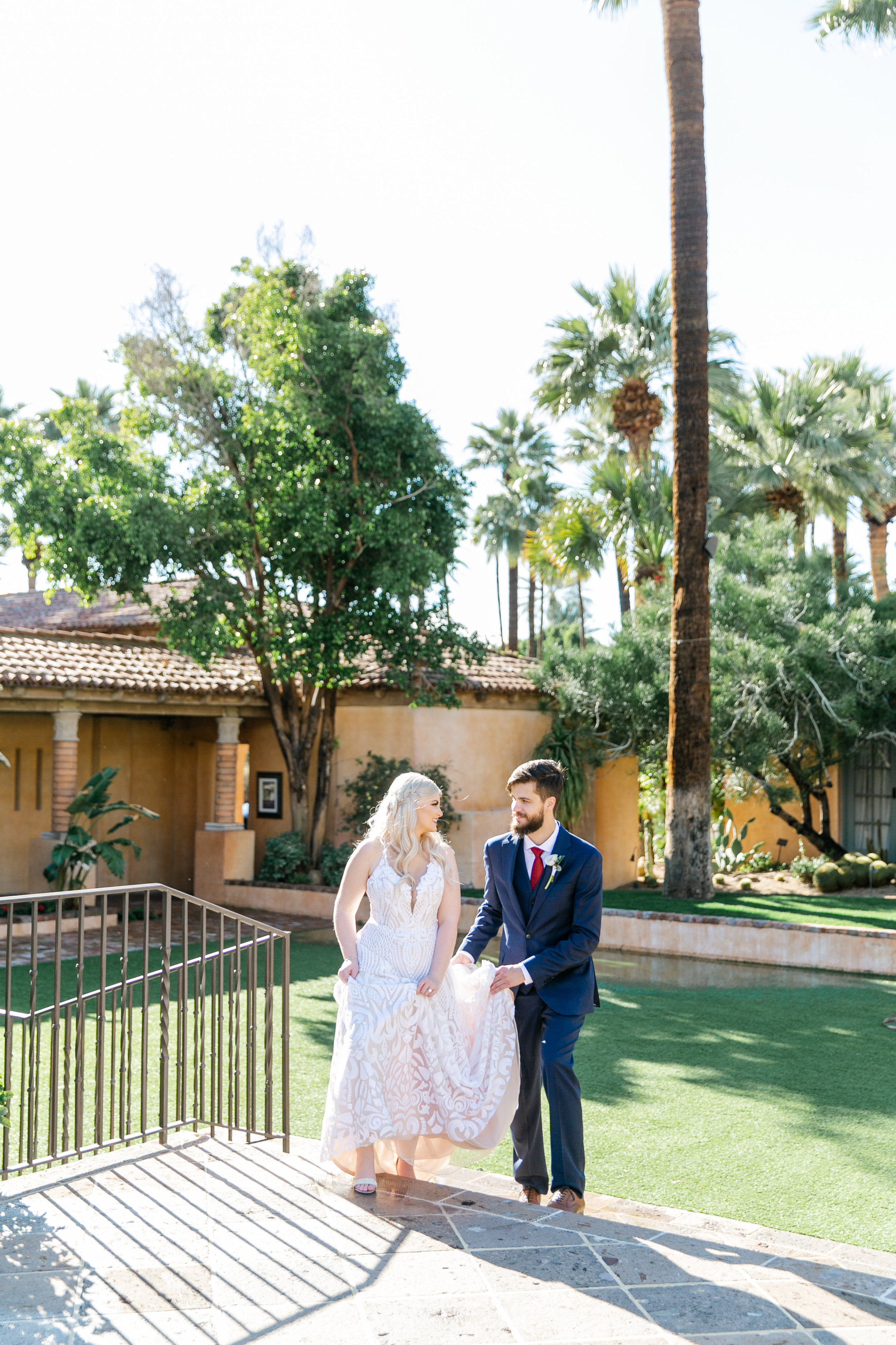 Karlie Colleen Photography - The Royal Palms Wedding - Some Like It Classic - Alex & Sam-177