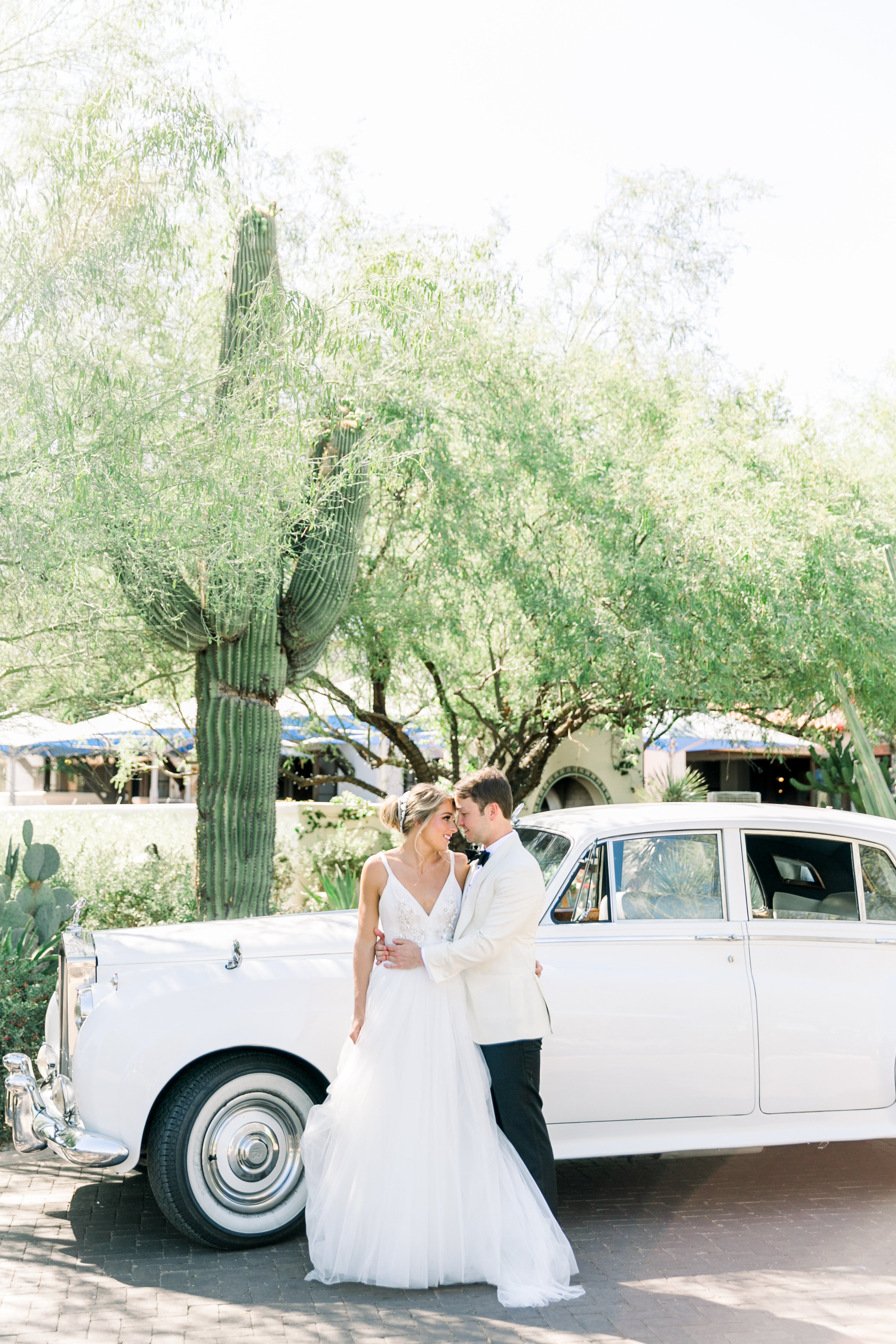 Karlie Colleen Photography - El Chorro Arizona Desert Wedding - Kylie & Doug-302