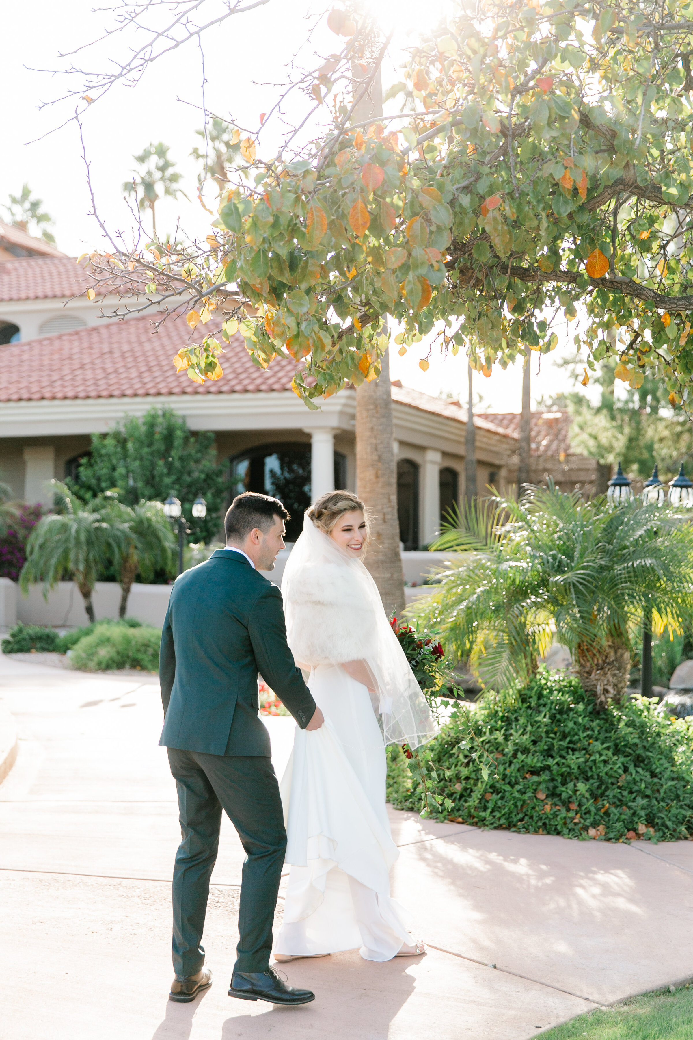 Karlie Colleen Photography - Gilbert Arizona Wedding - Val Vista Lakes - Brynne & Josh-436