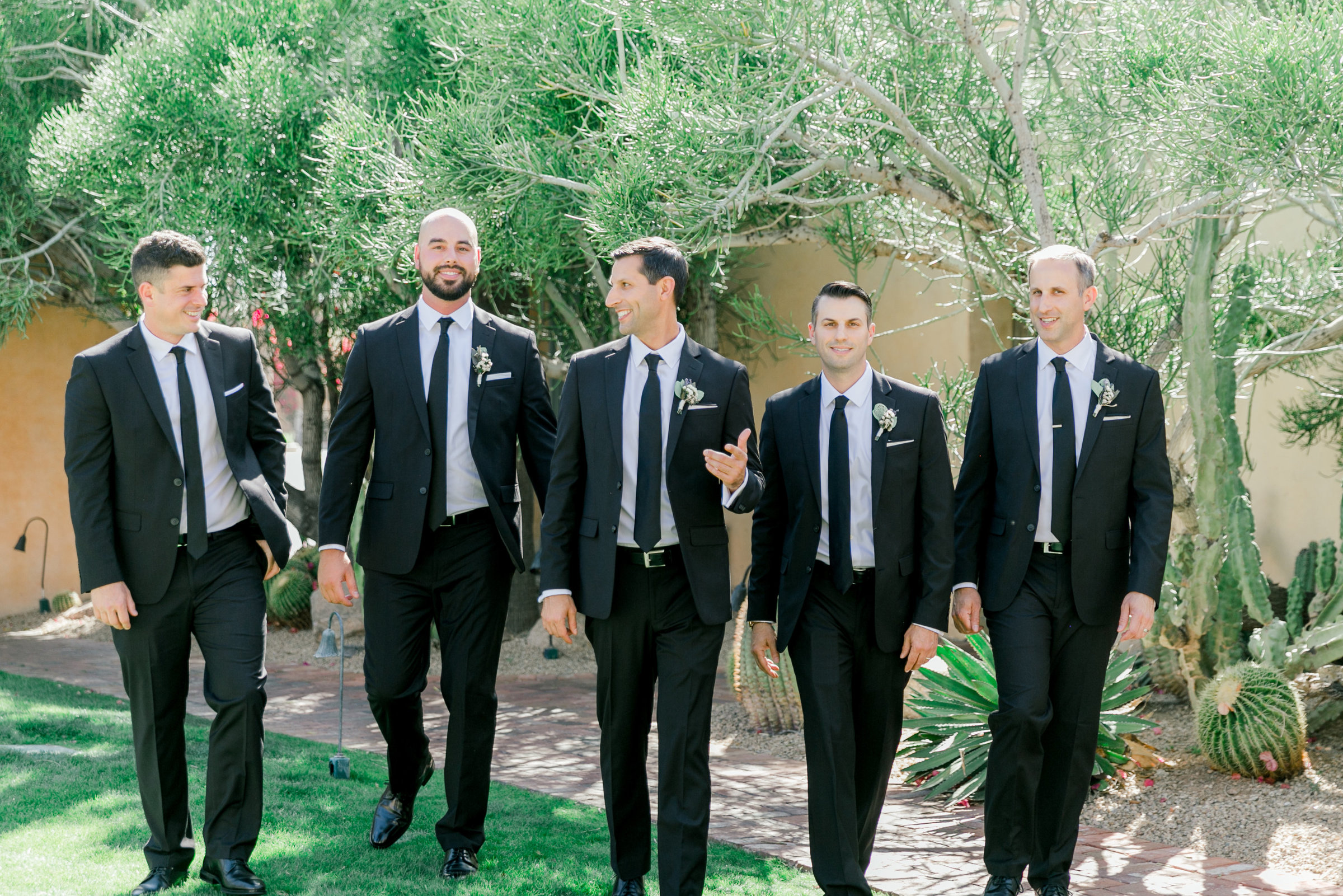 Karlie Colleen Photography - Arizona Wedding - Royal Palms Resort- Alex & Alex-79